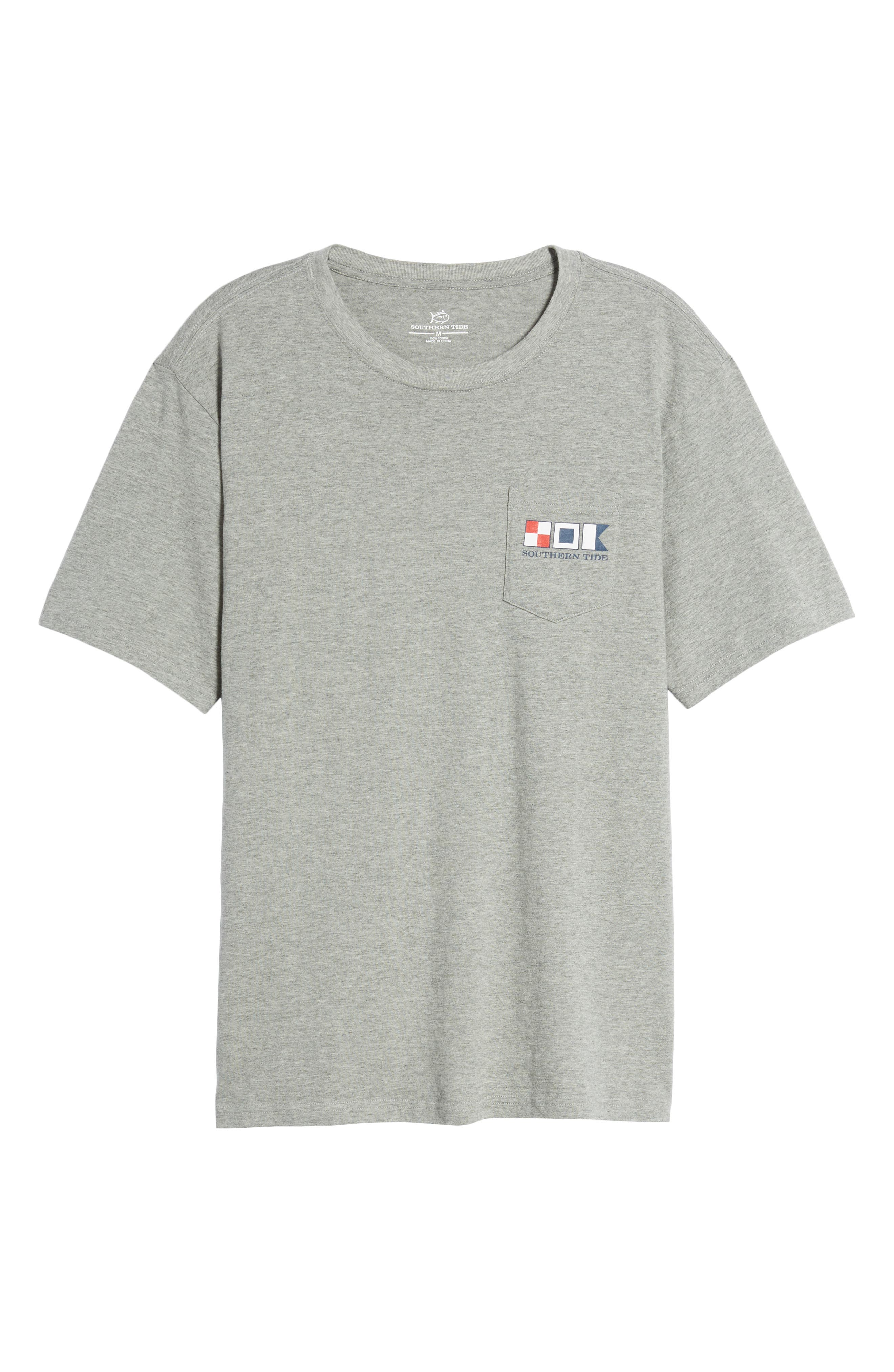 We the People Regular Fit T-Shirt,                             Alternate thumbnail 6, color,