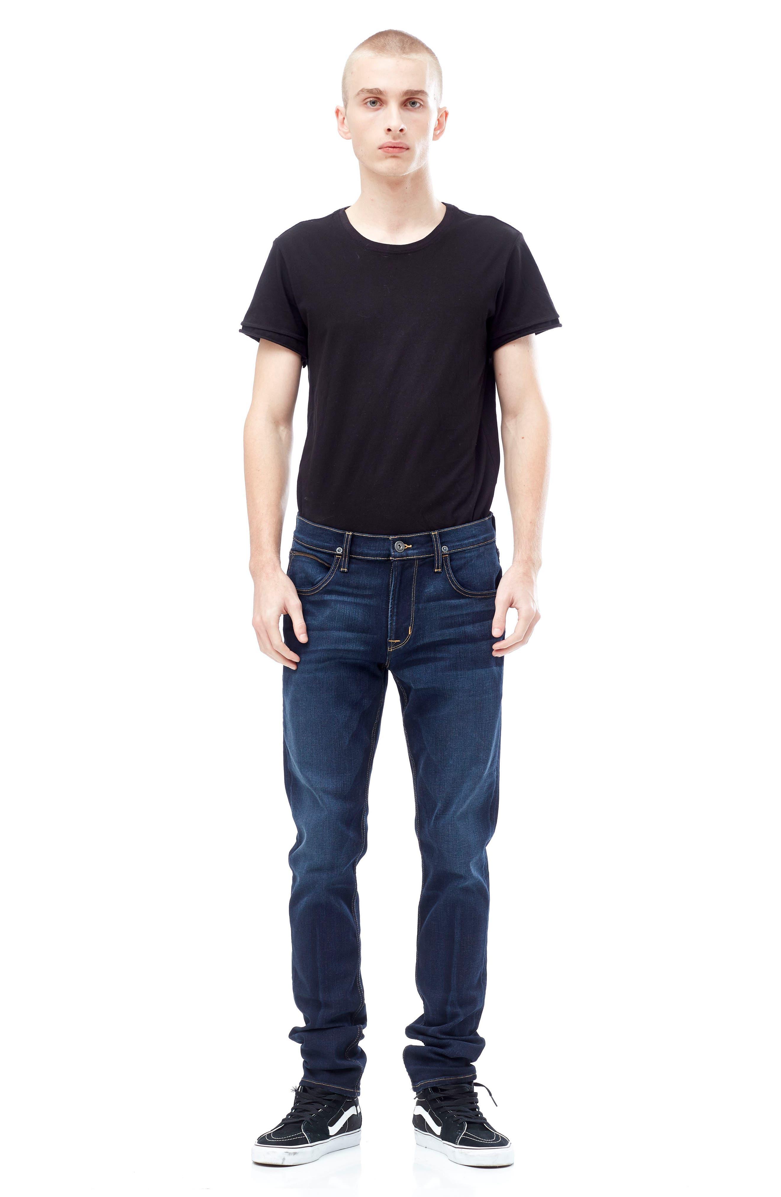 Blake Slim Fit Jeans,                             Alternate thumbnail 18, color,
