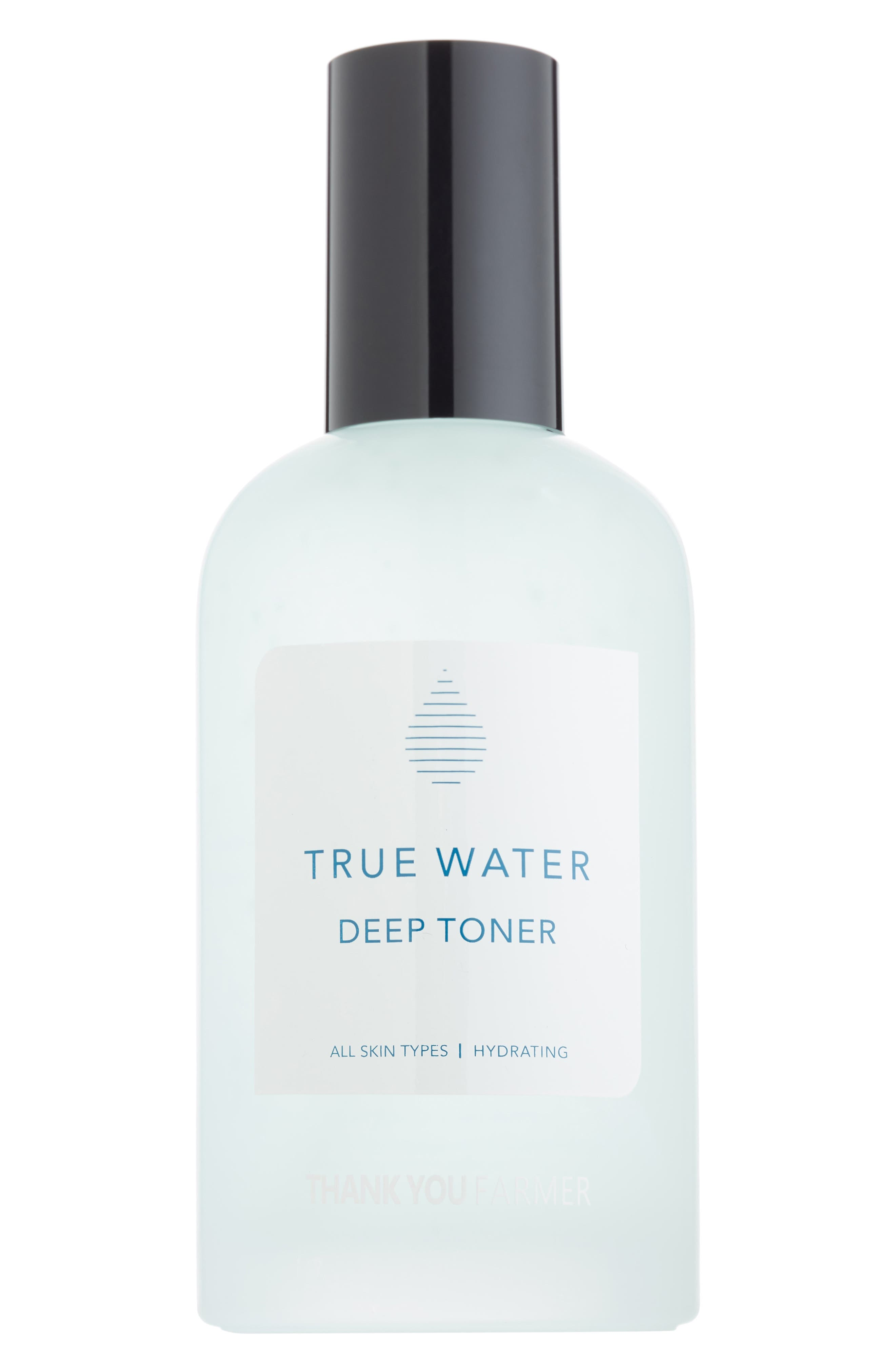 THANK YOU FARMER True Water Deep Toner in Clear
