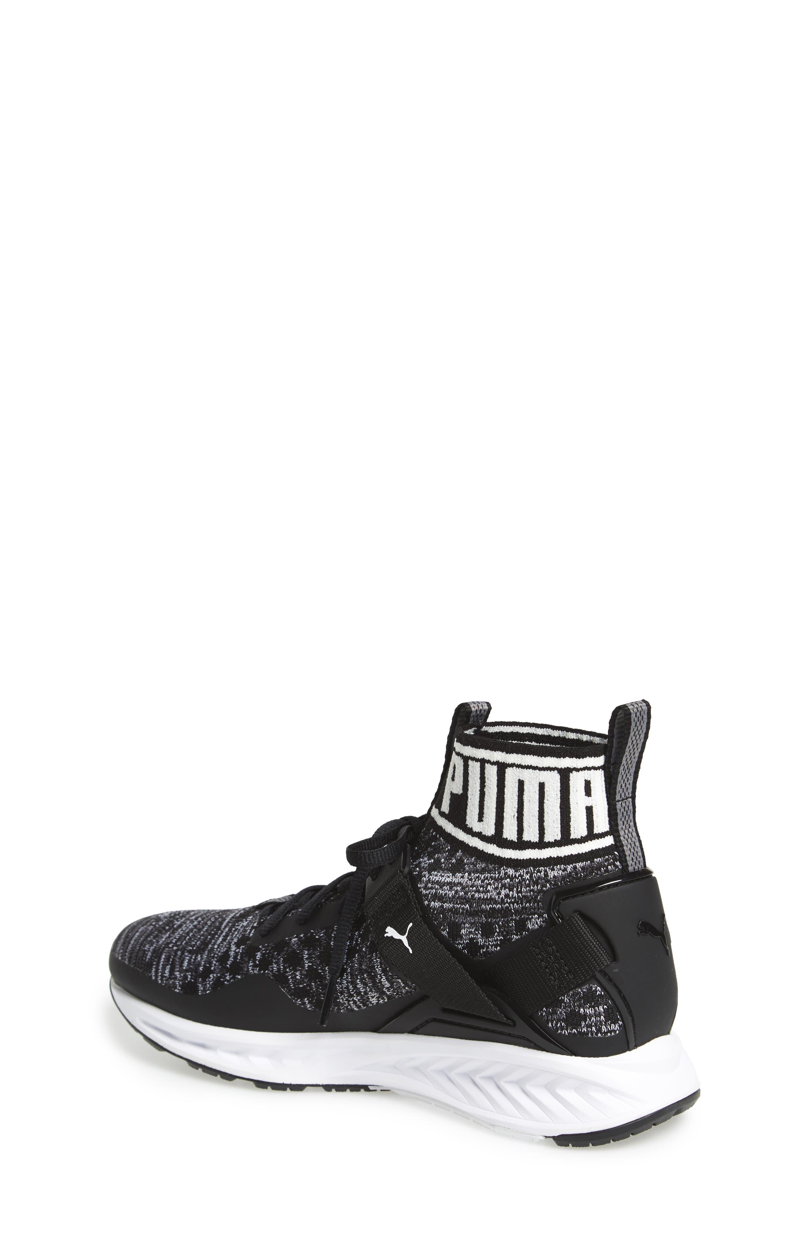 Ignite Evoknit Sneaker,                             Alternate thumbnail 2, color,                             001
