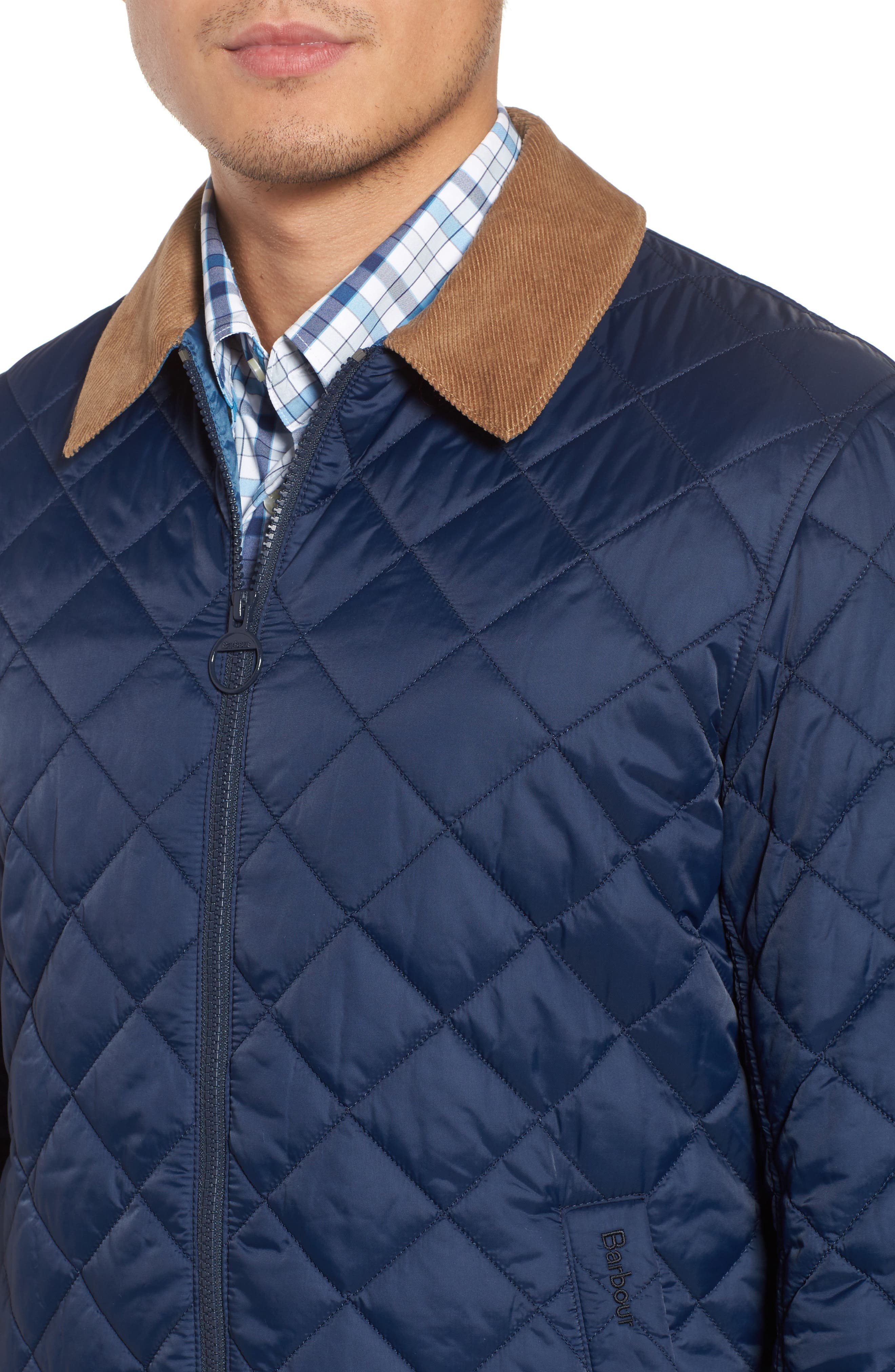 Helm Quilted Jacket,                             Alternate thumbnail 12, color,