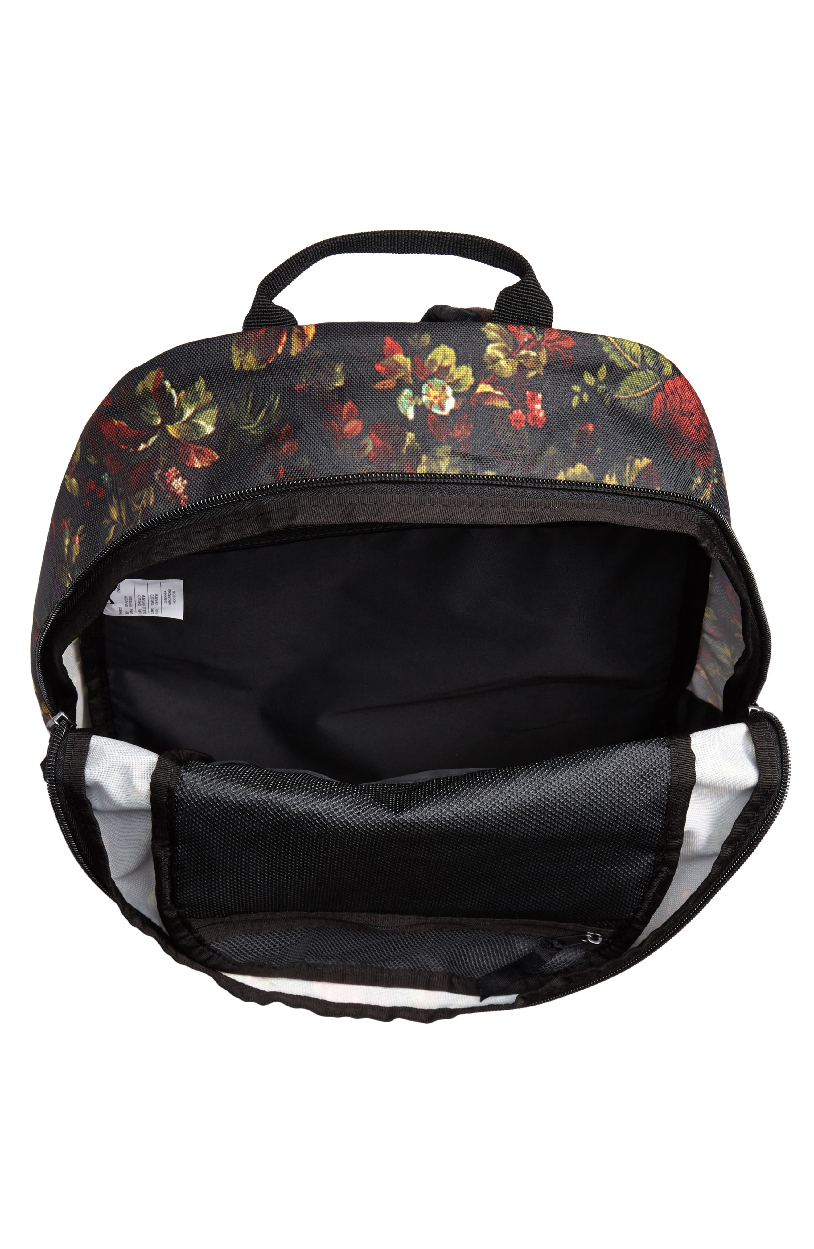 Courthouse Backpack,                             Alternate thumbnail 4, color,                             BLACK