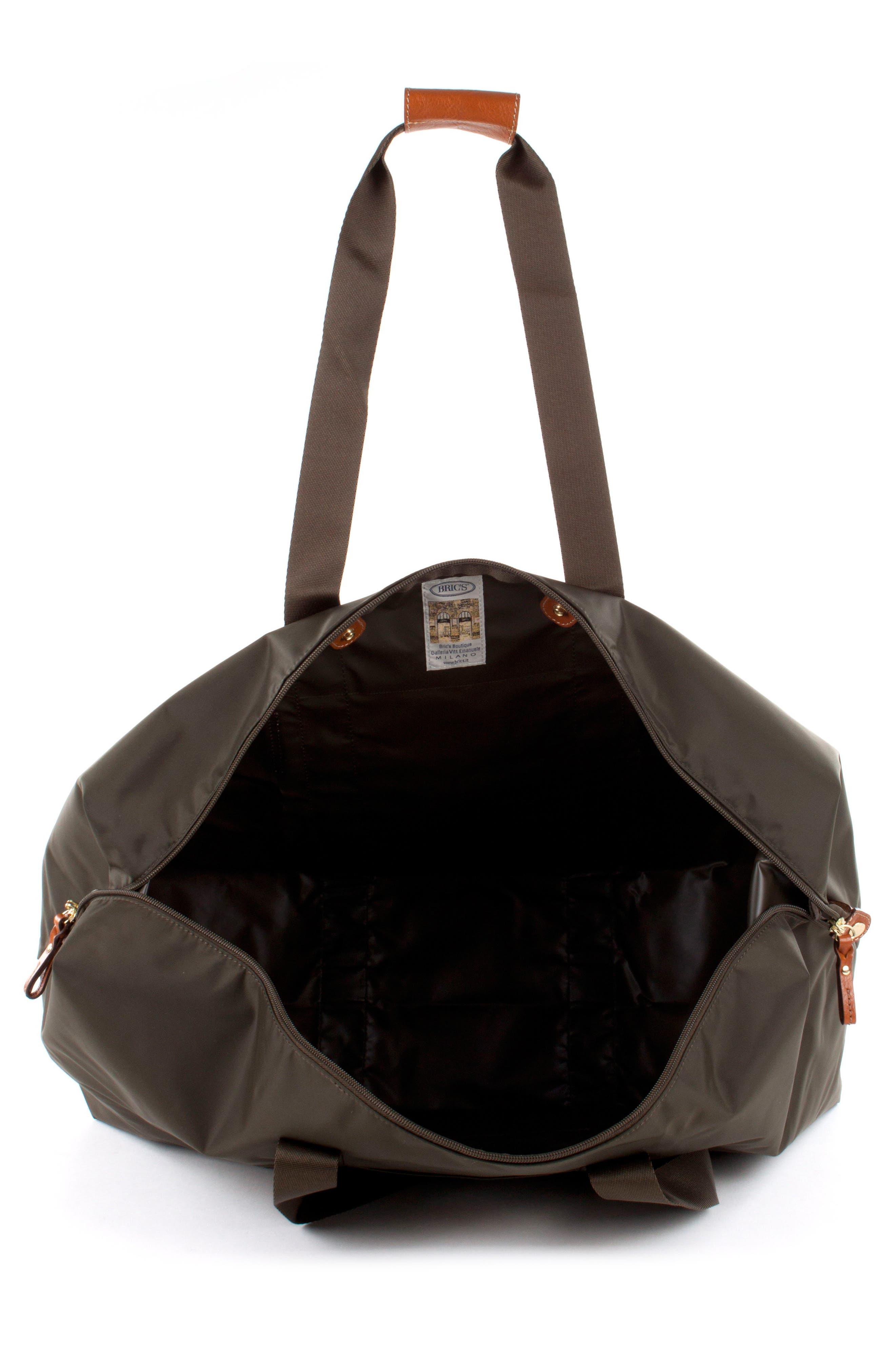 'X-Bag Deluxe' Duffel Bag,                             Alternate thumbnail 4, color,