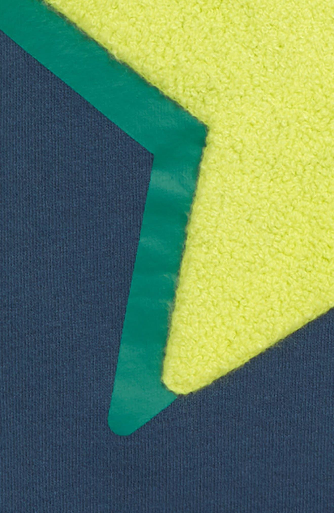 Logo Sweatshirt,                             Alternate thumbnail 2, color,                             424