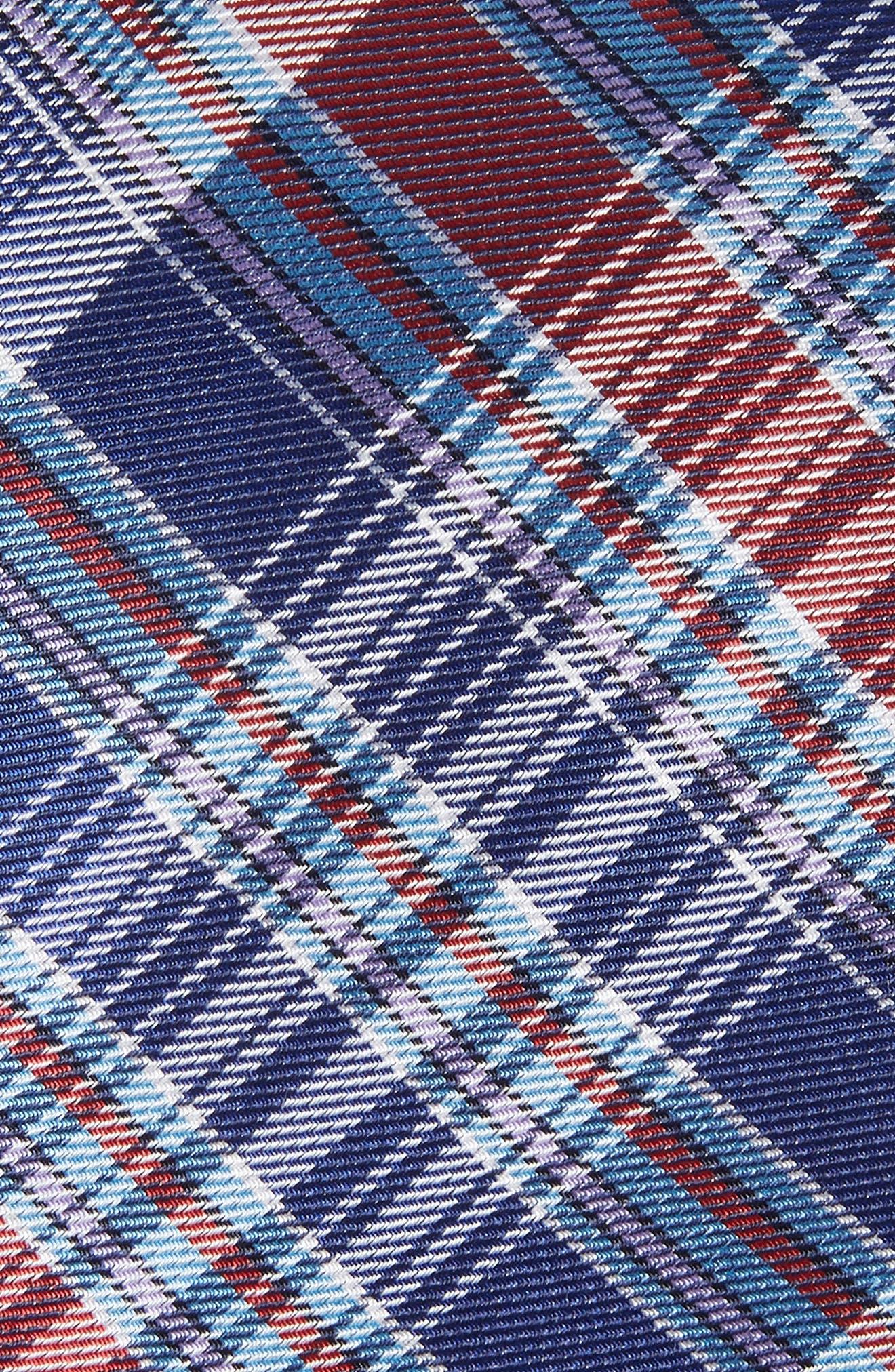 Sassafrass Plaid Silk Tie,                             Alternate thumbnail 10, color,