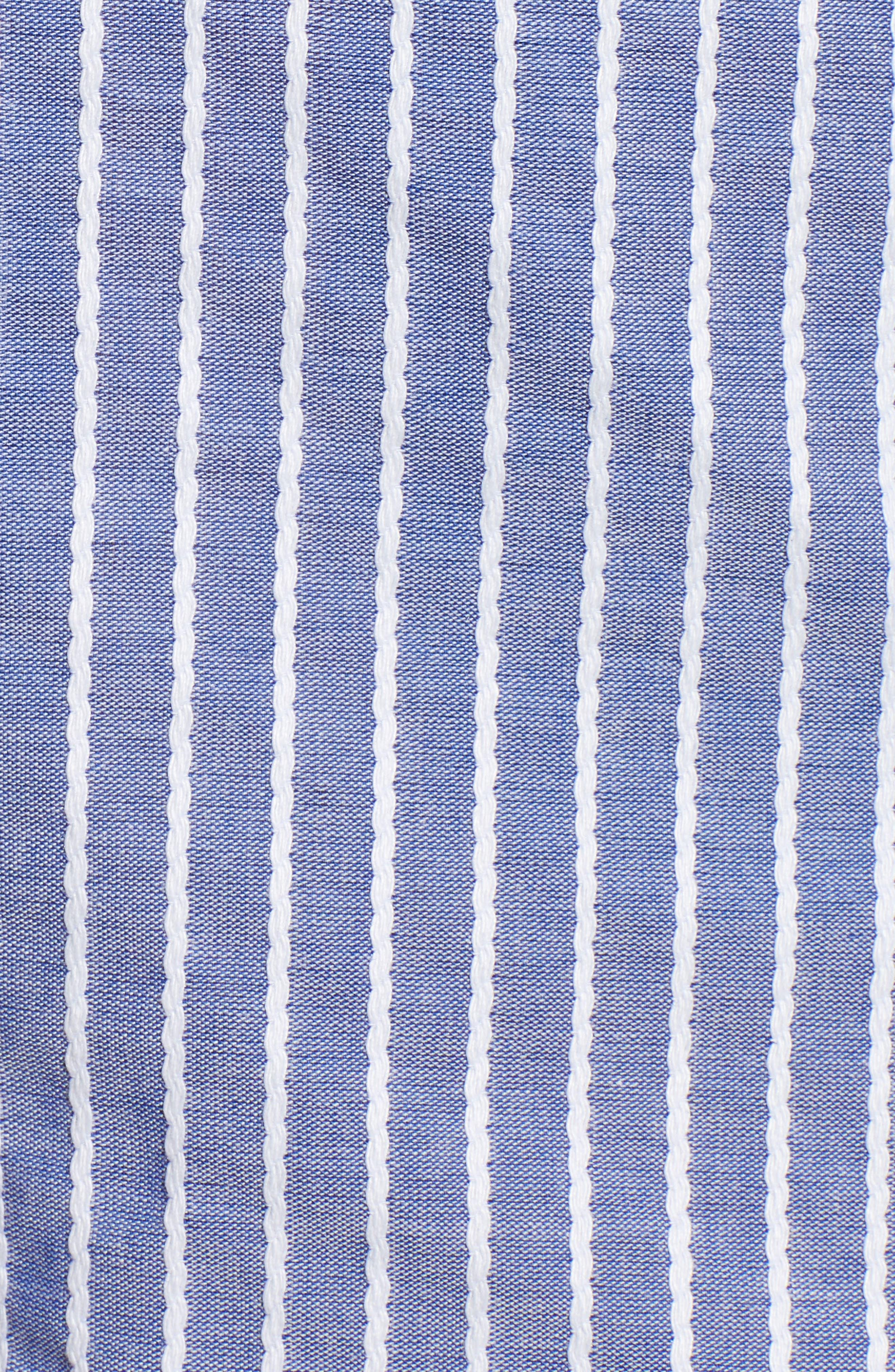 Parcel Ruffle Detail Shorts,                             Alternate thumbnail 5, color,                             400
