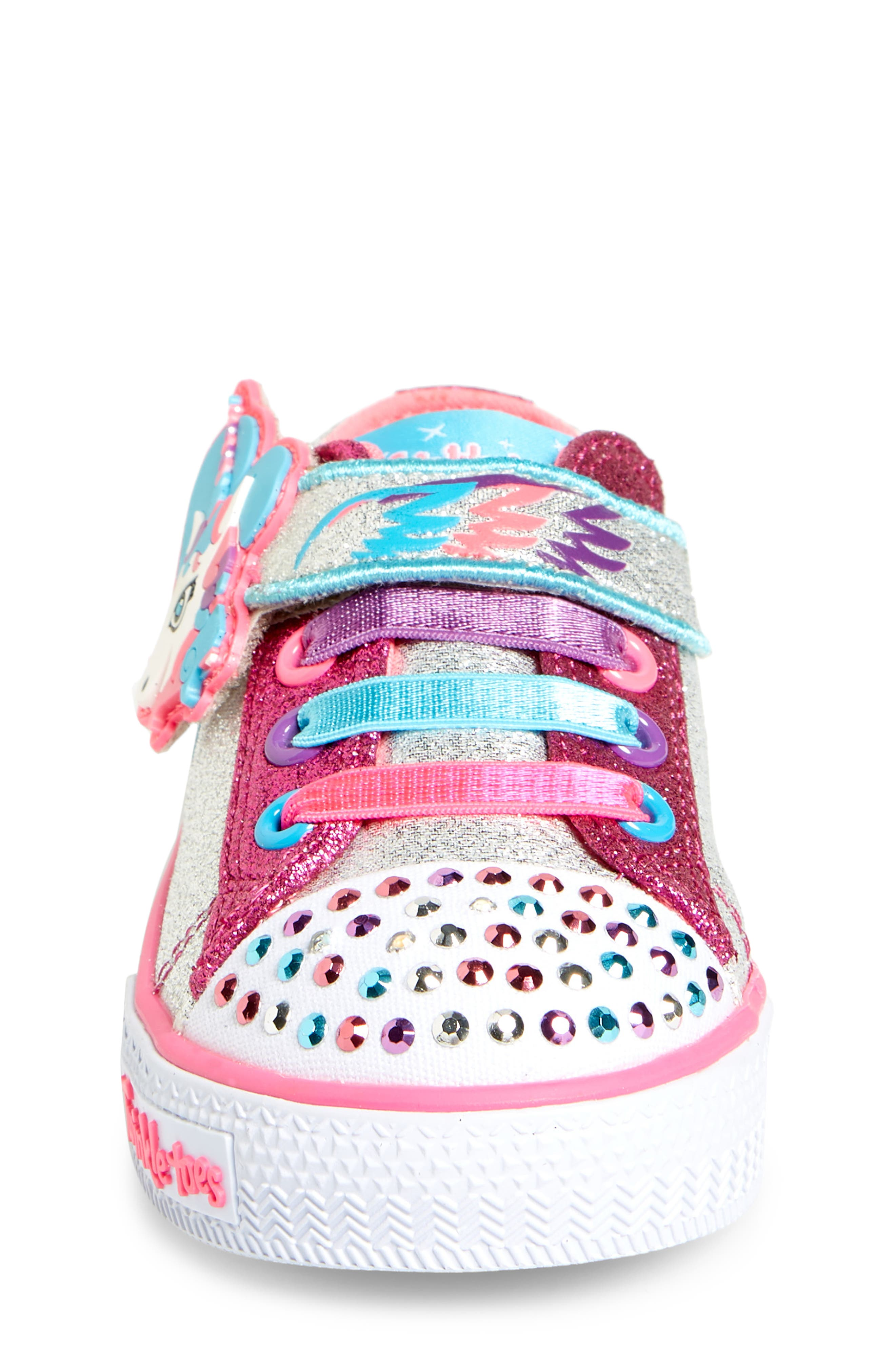 Shuffles - Party Pets Sneaker,                             Alternate thumbnail 4, color,                             040