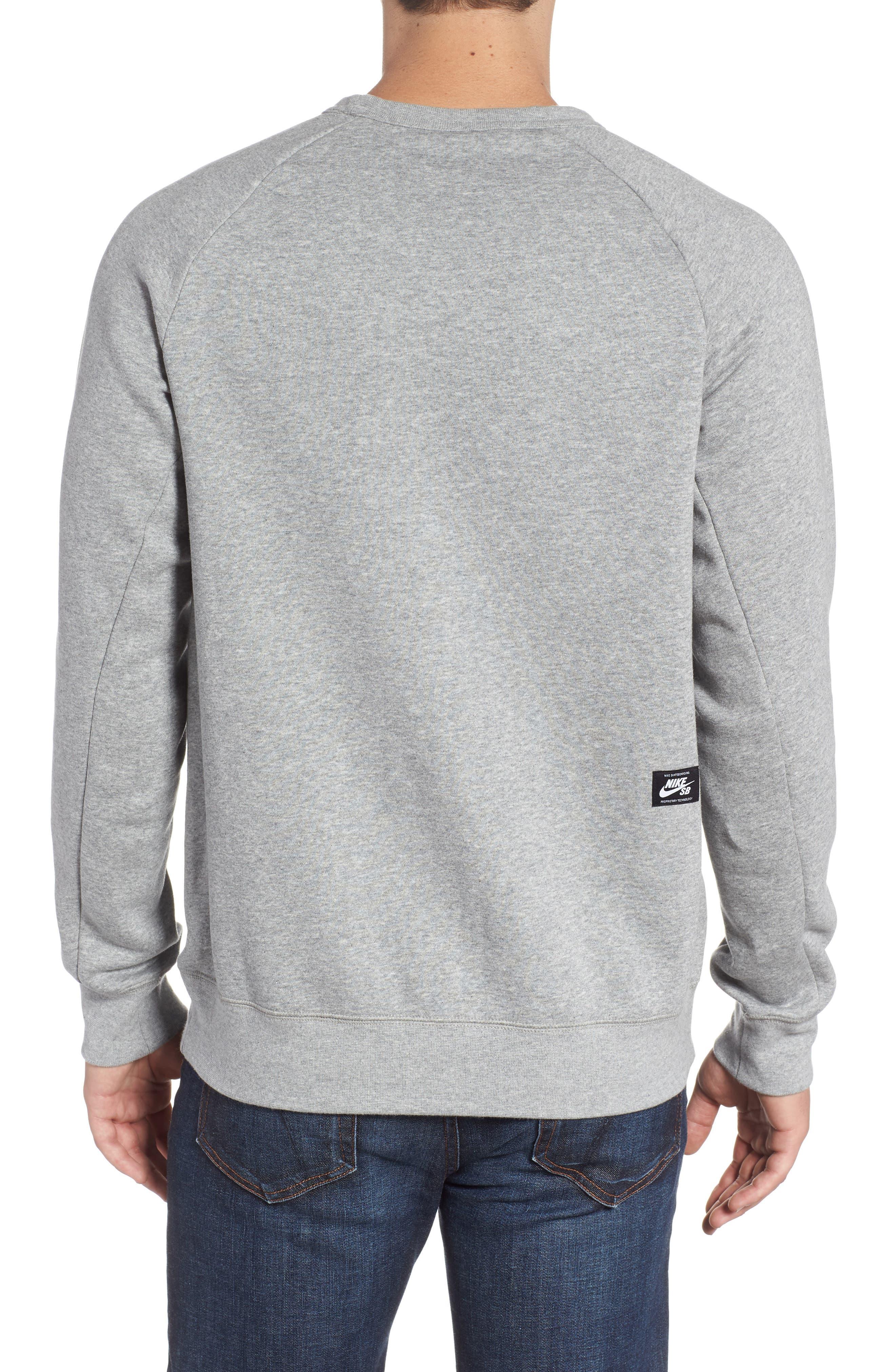 SB Icon Sweatshirt,                             Alternate thumbnail 5, color,