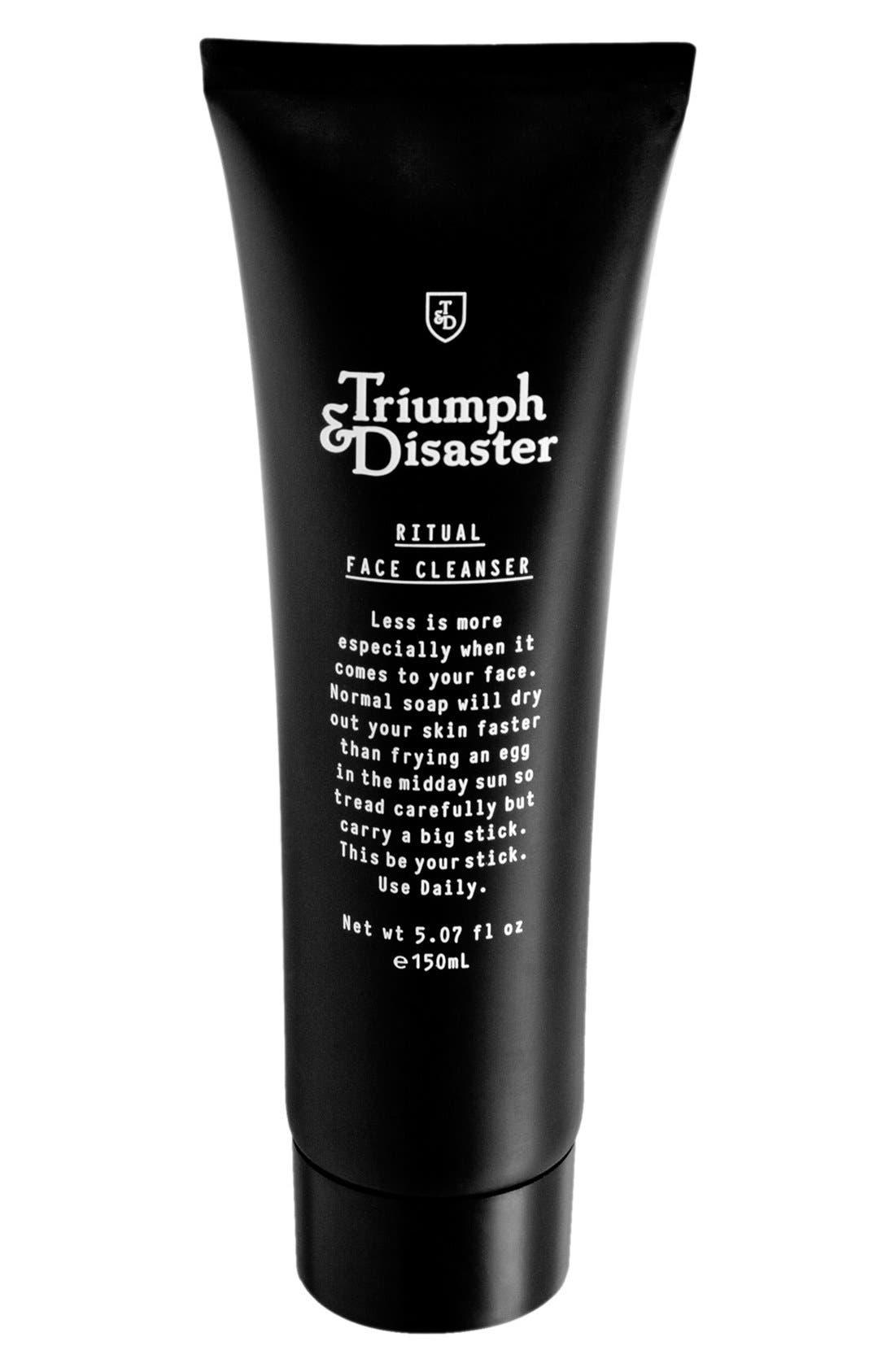 'Ritual' Face Cleanser,                         Main,                         color, NO COLOR