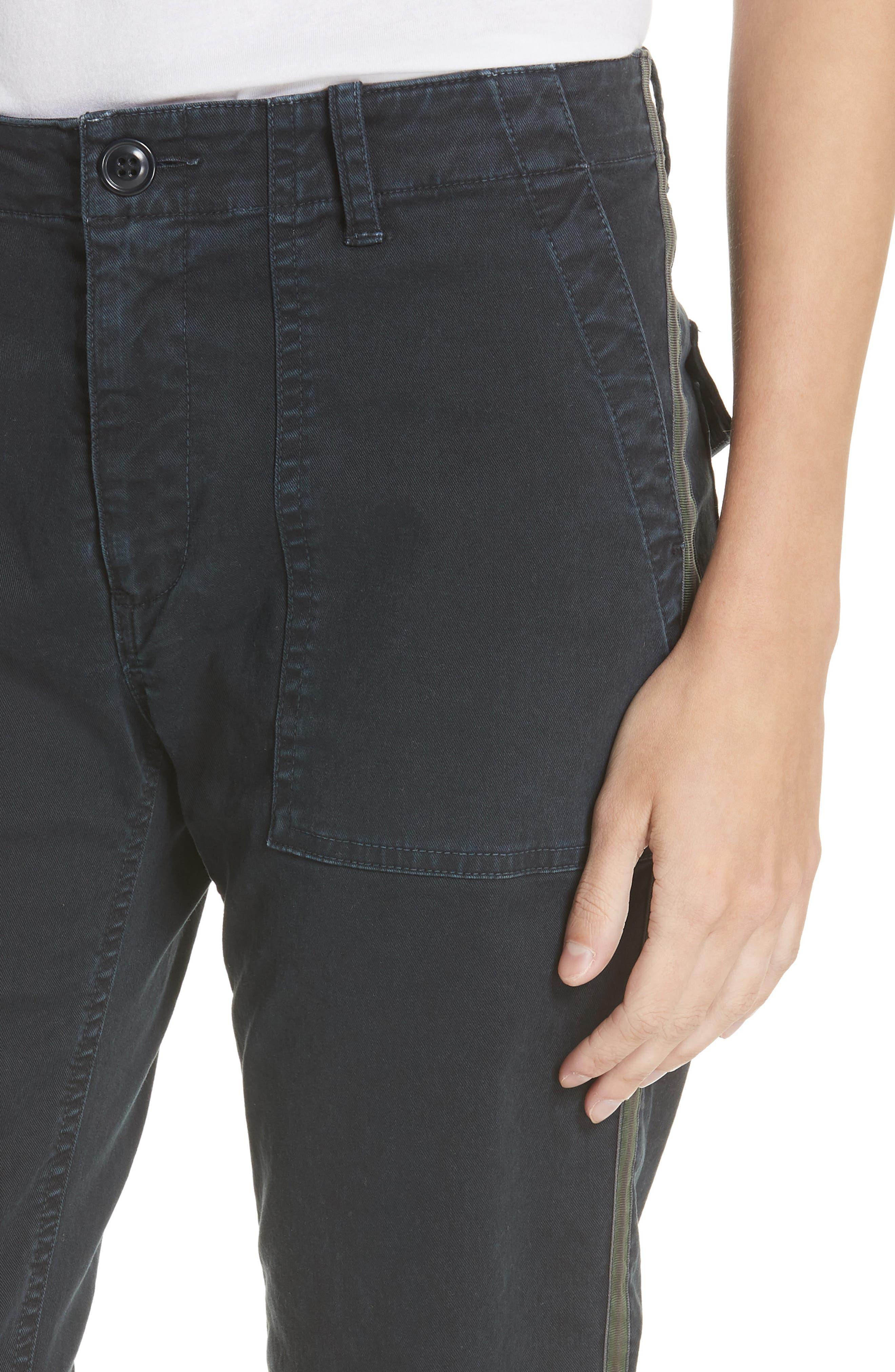 Jenna Ankle Pants,                             Alternate thumbnail 4, color,                             410