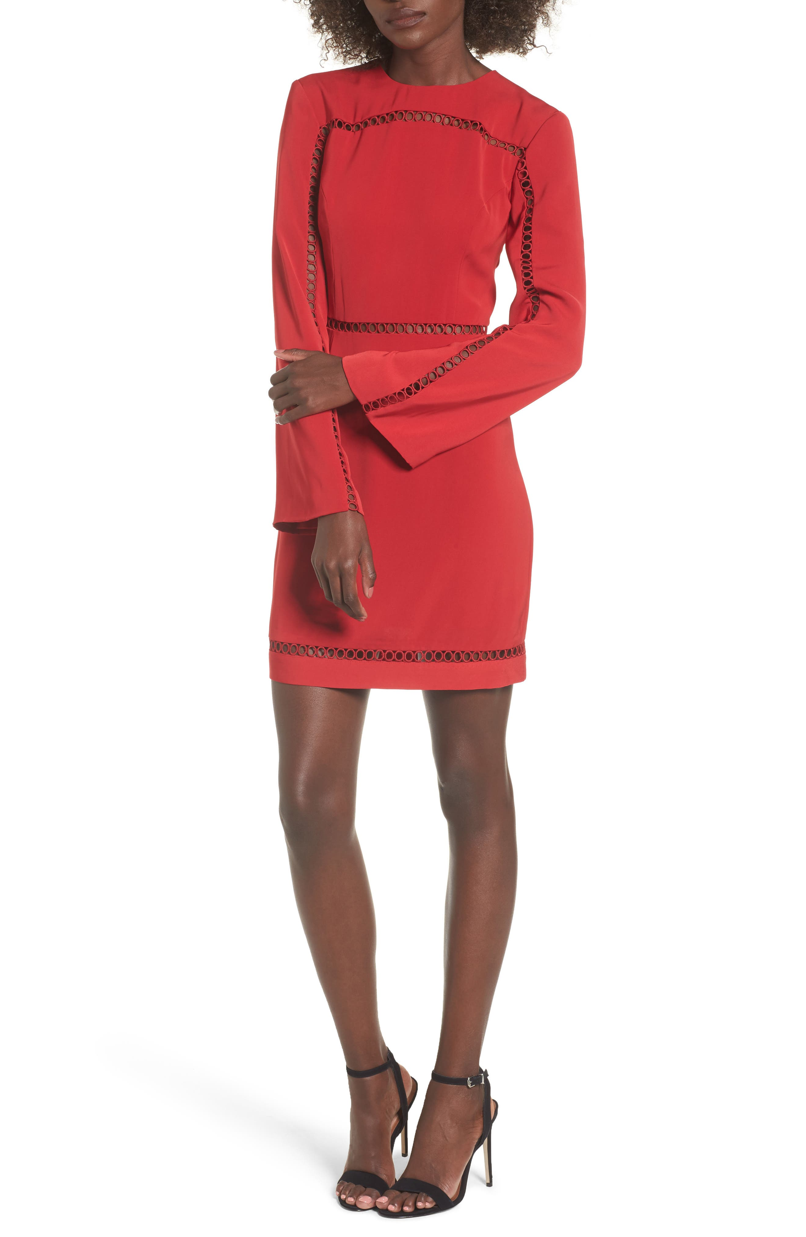 Indulge Sheath Dress,                             Main thumbnail 1, color,                             600