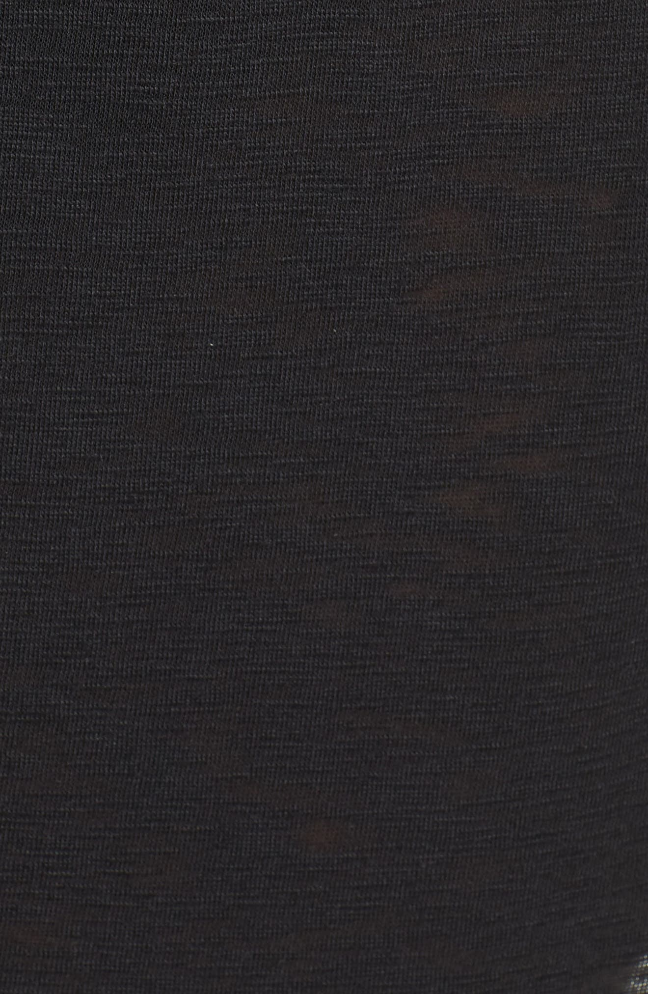 TOMMY BAHAMA,                             Cover-Up Skirt,                             Alternate thumbnail 5, color,                             BLACK