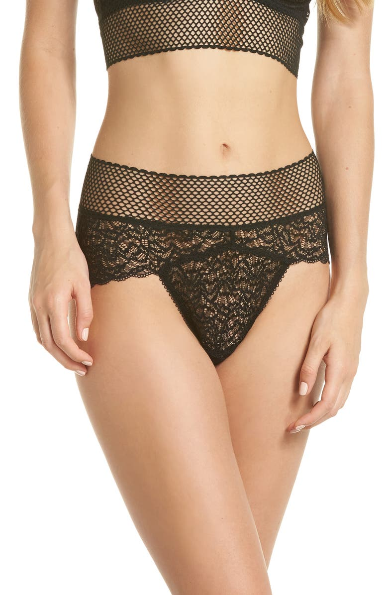 Else ARYA HIGH WAIST CHEEKY BRIEFS