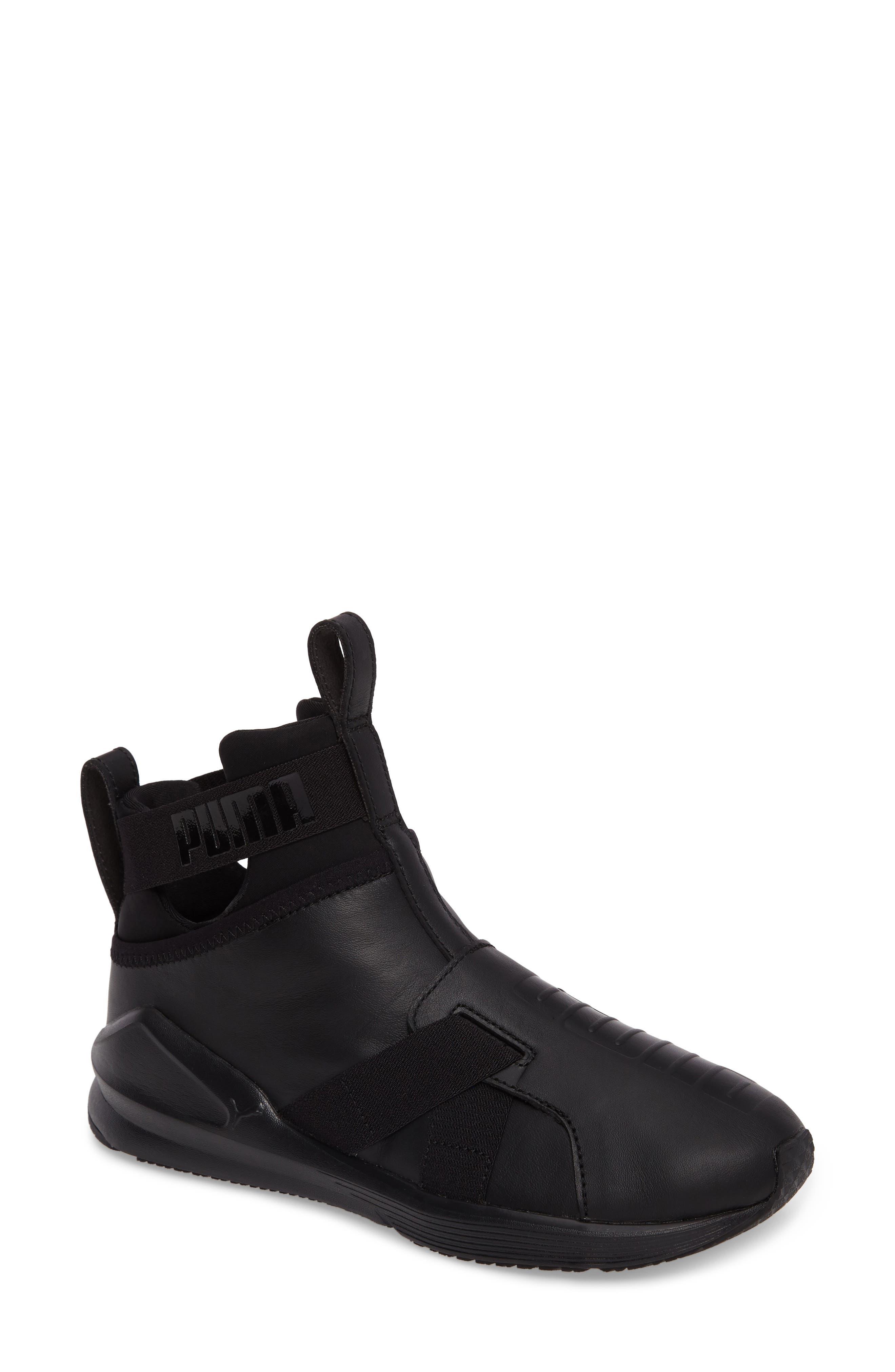 Fierce Strap Training Sneaker,                             Main thumbnail 3, color,
