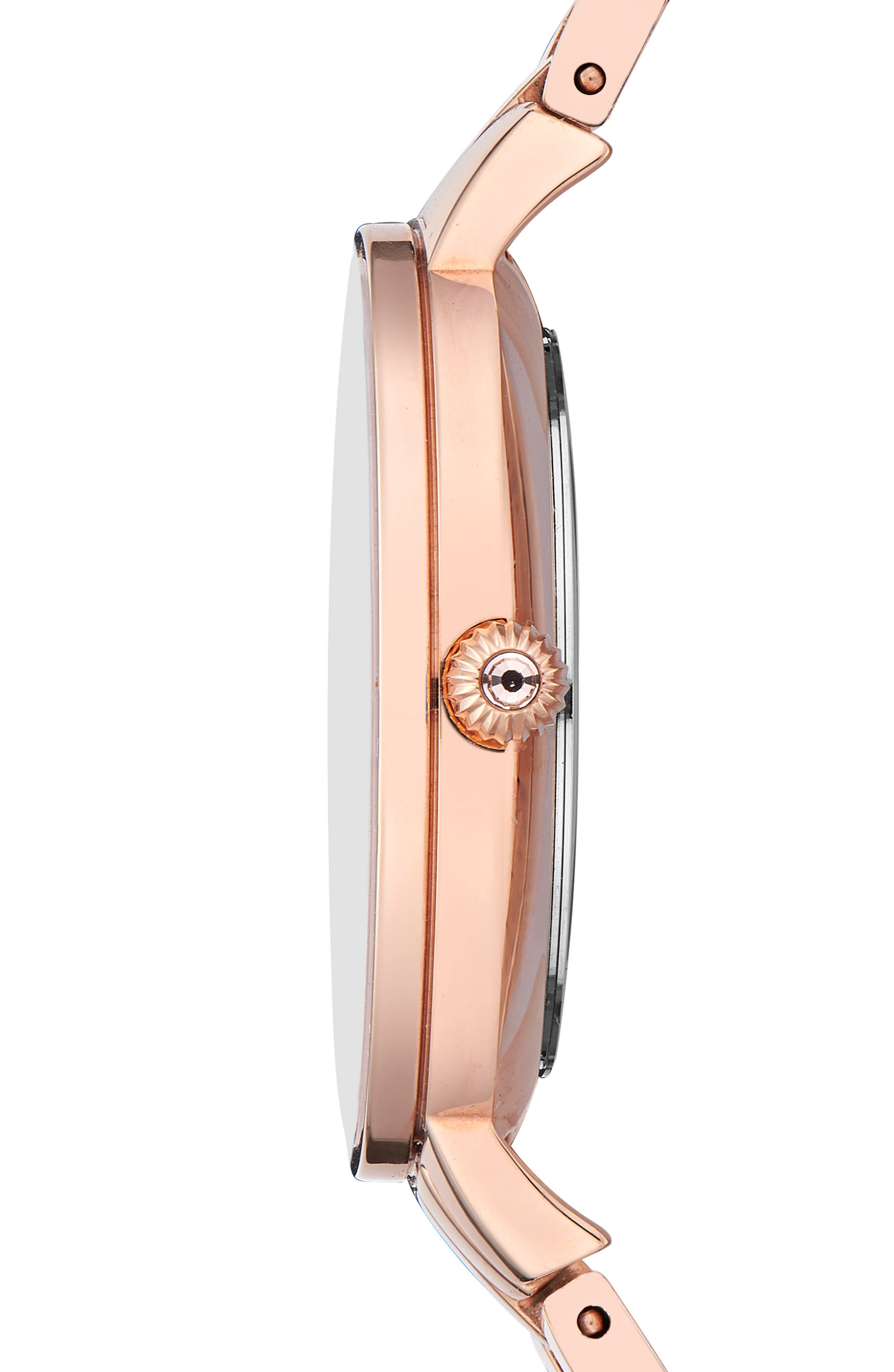 TED BAKER LONDON,                             Kate Bracelet Watch, 36mm,                             Alternate thumbnail 3, color,                             710