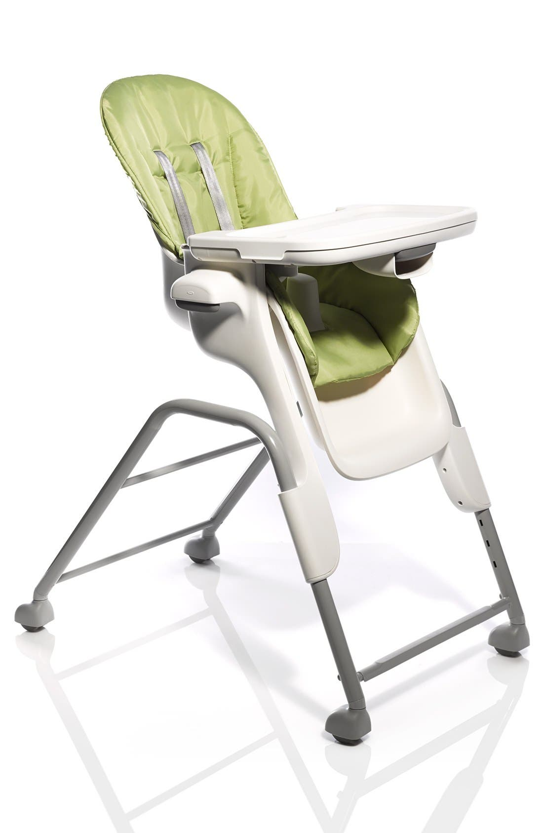 'Seedling' Highchair,                             Alternate thumbnail 2, color,                             GRAPHITE / DARK GRAY