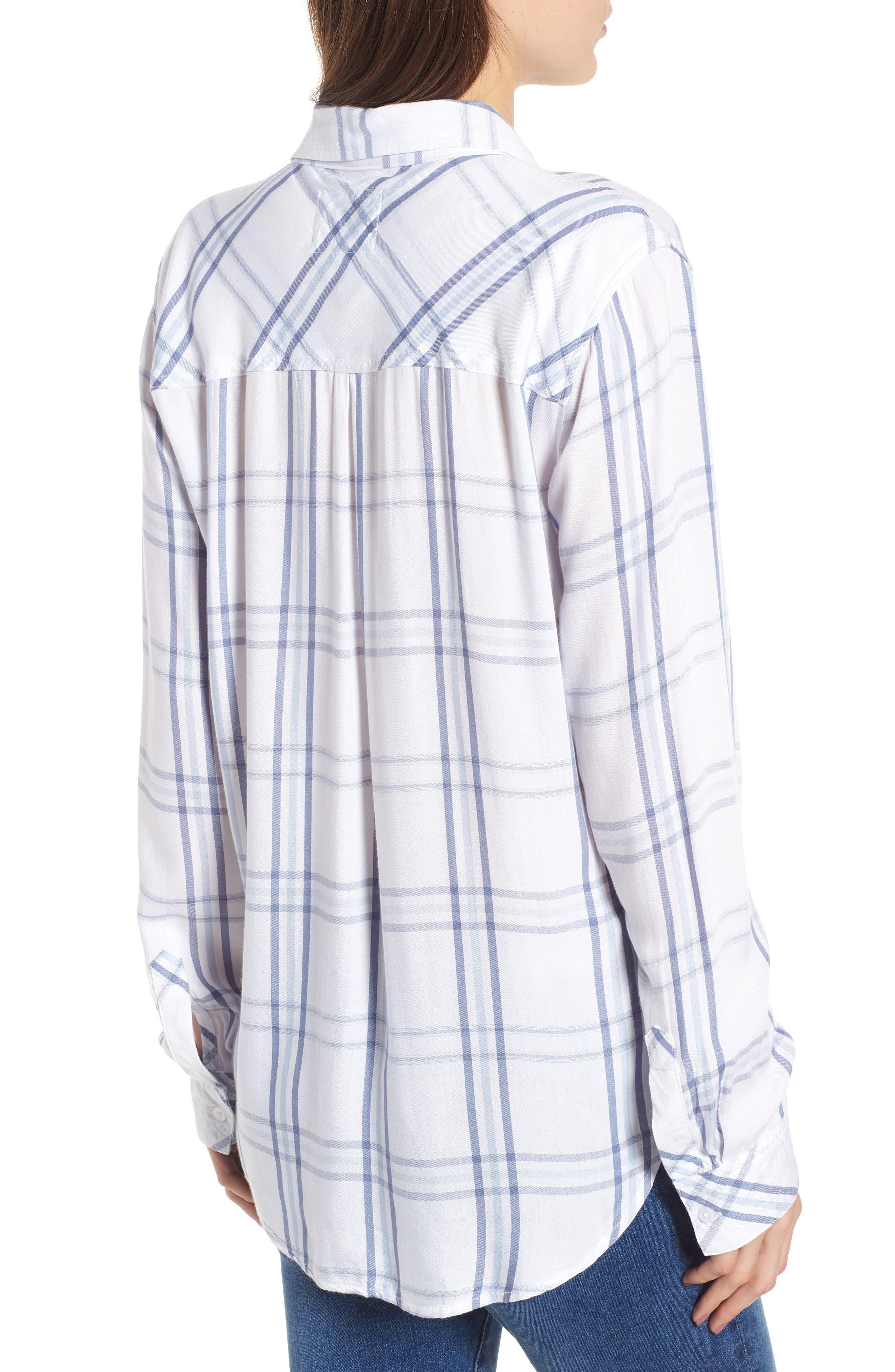 Hunter Plaid Shirt,                             Alternate thumbnail 170, color,