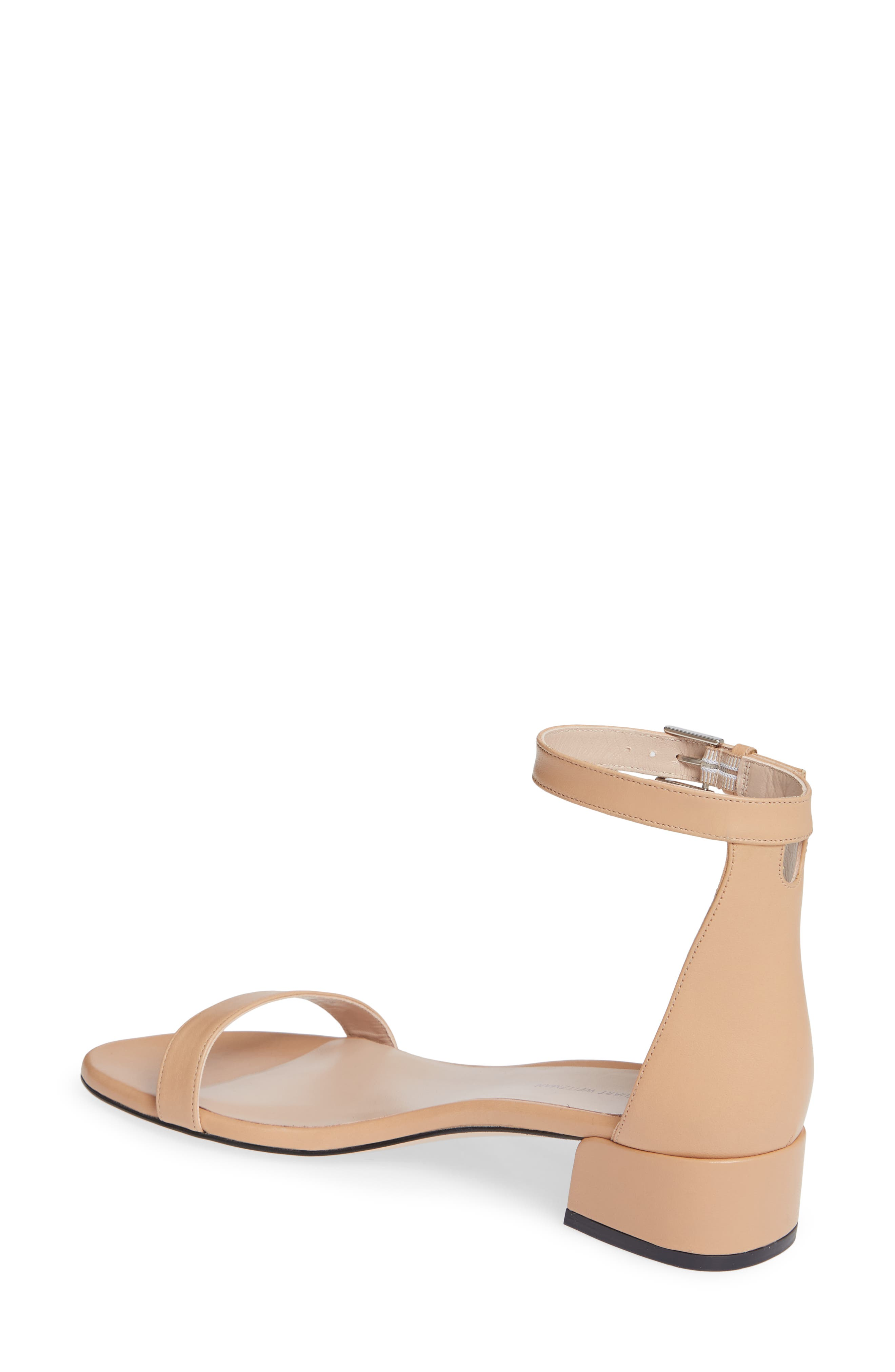 STUART WEITZMAN,                             Nudist Sandal,                             Alternate thumbnail 2, color,                             273