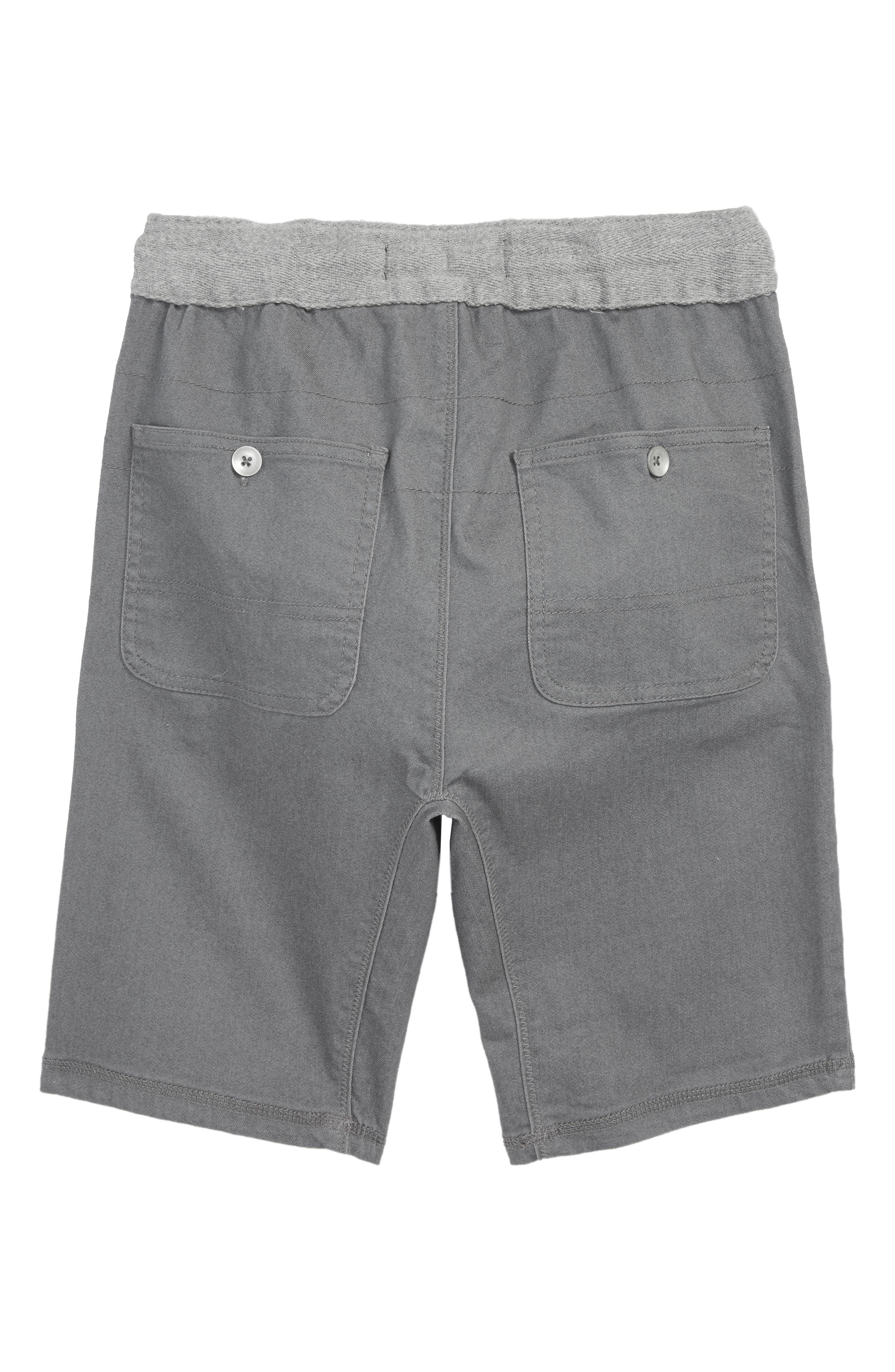 TREASURE & BOND,                             Twill Shorts,                             Alternate thumbnail 2, color,                             021