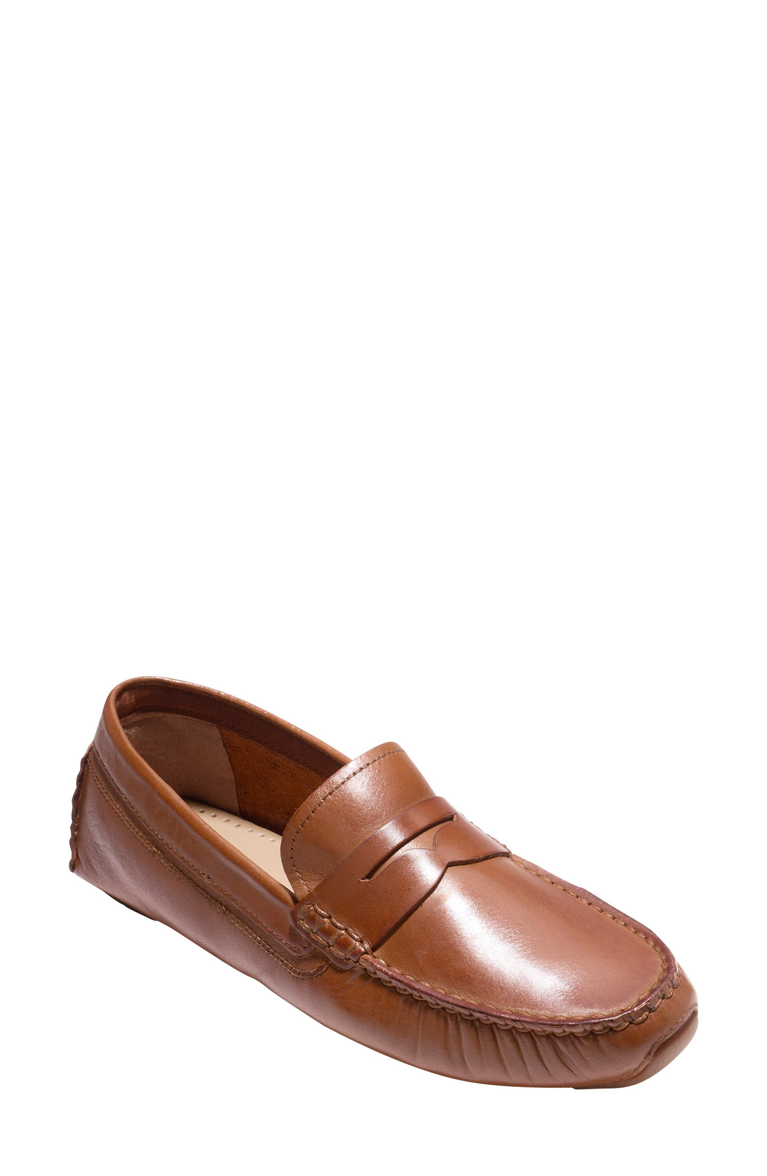 Rodeo Penny Driving Loafer,                         Main,                         color, 200