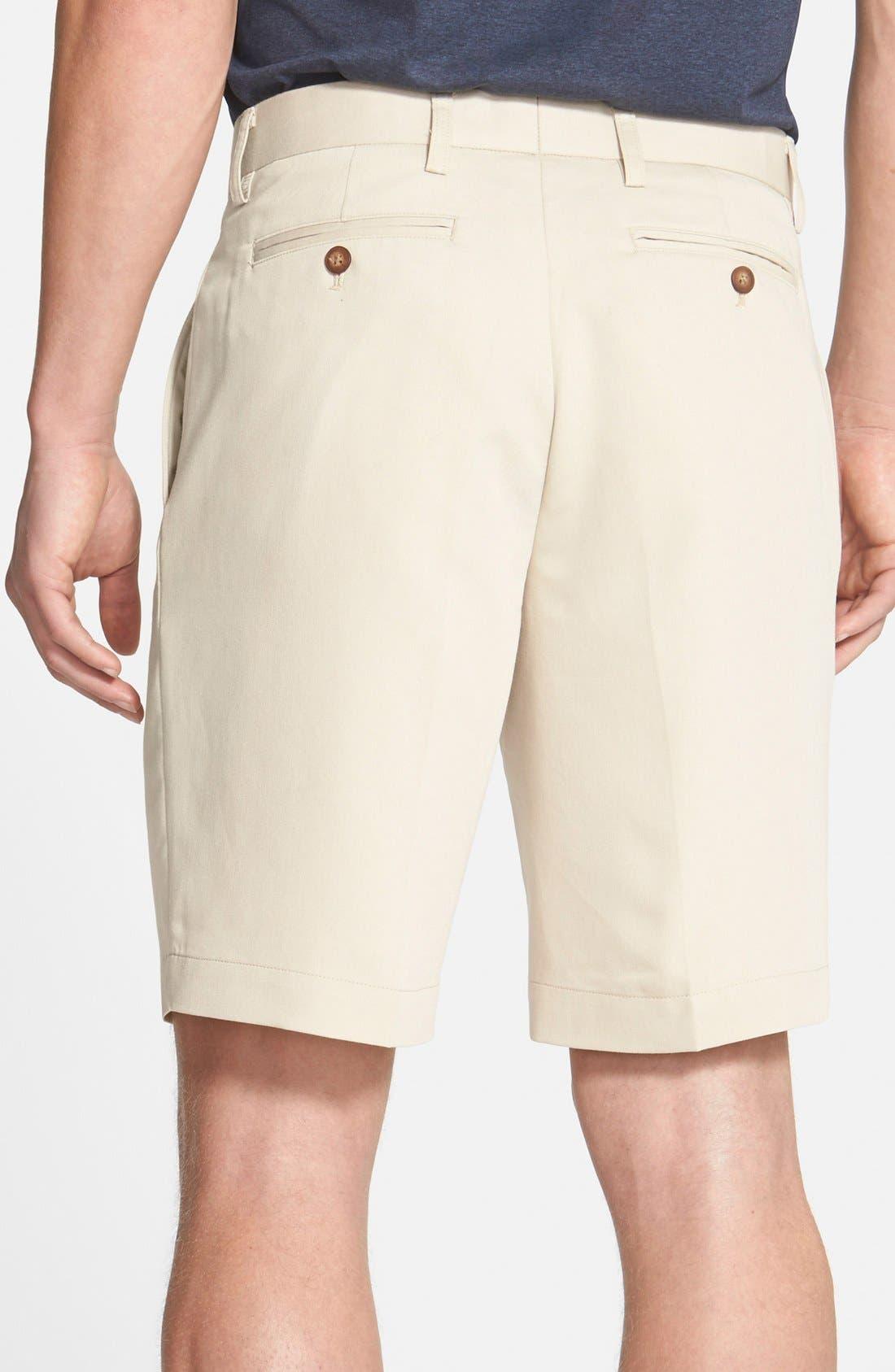 Microfiber Twill Shorts,                             Alternate thumbnail 12, color,