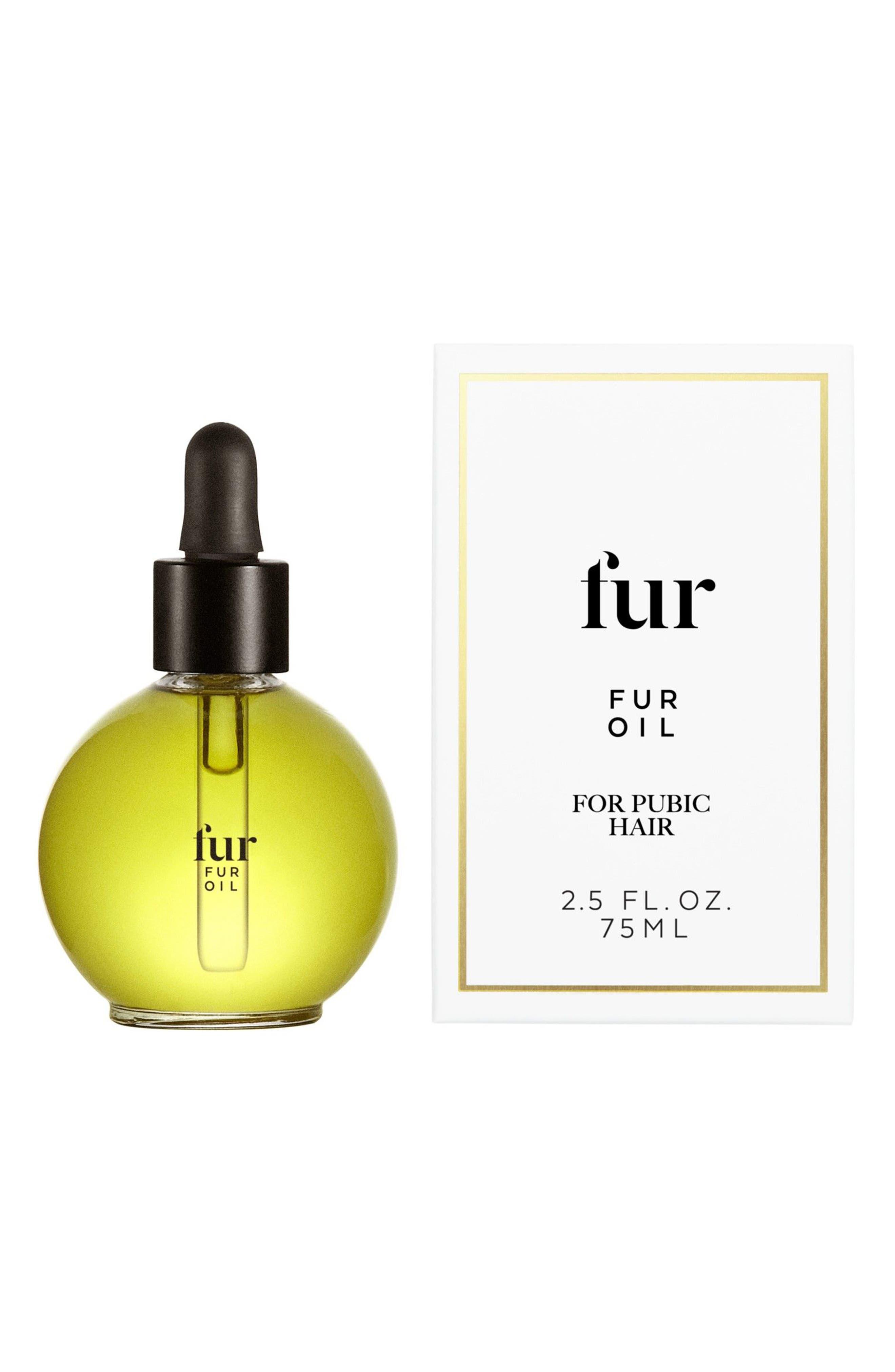 Fur Oil,                         Main,                         color, NO COLOR
