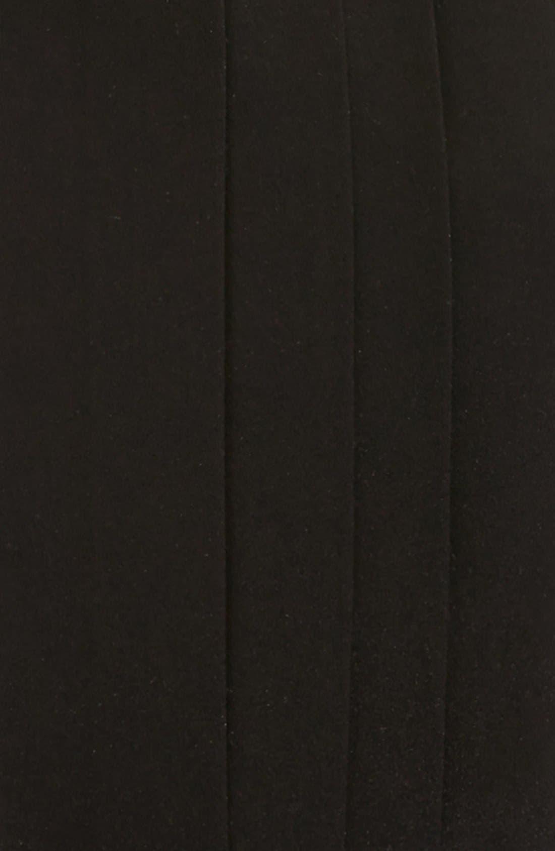 Cummerbund & Bow Tie,                             Alternate thumbnail 2, color,                             BLACK