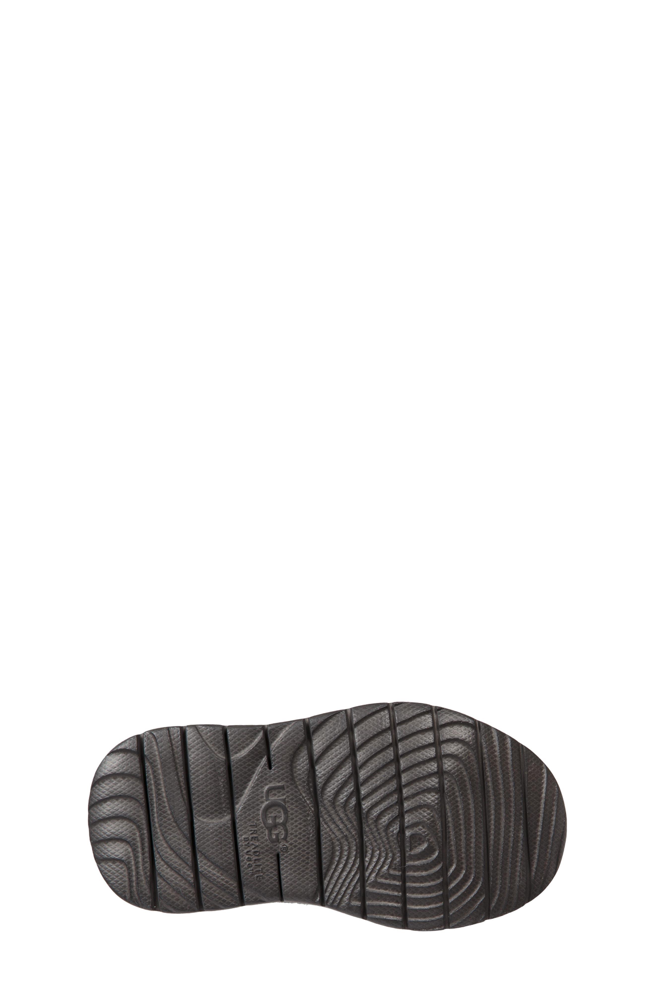 Canoe Chukka Sneaker,                             Alternate thumbnail 5, color,                             GREY / BLACK