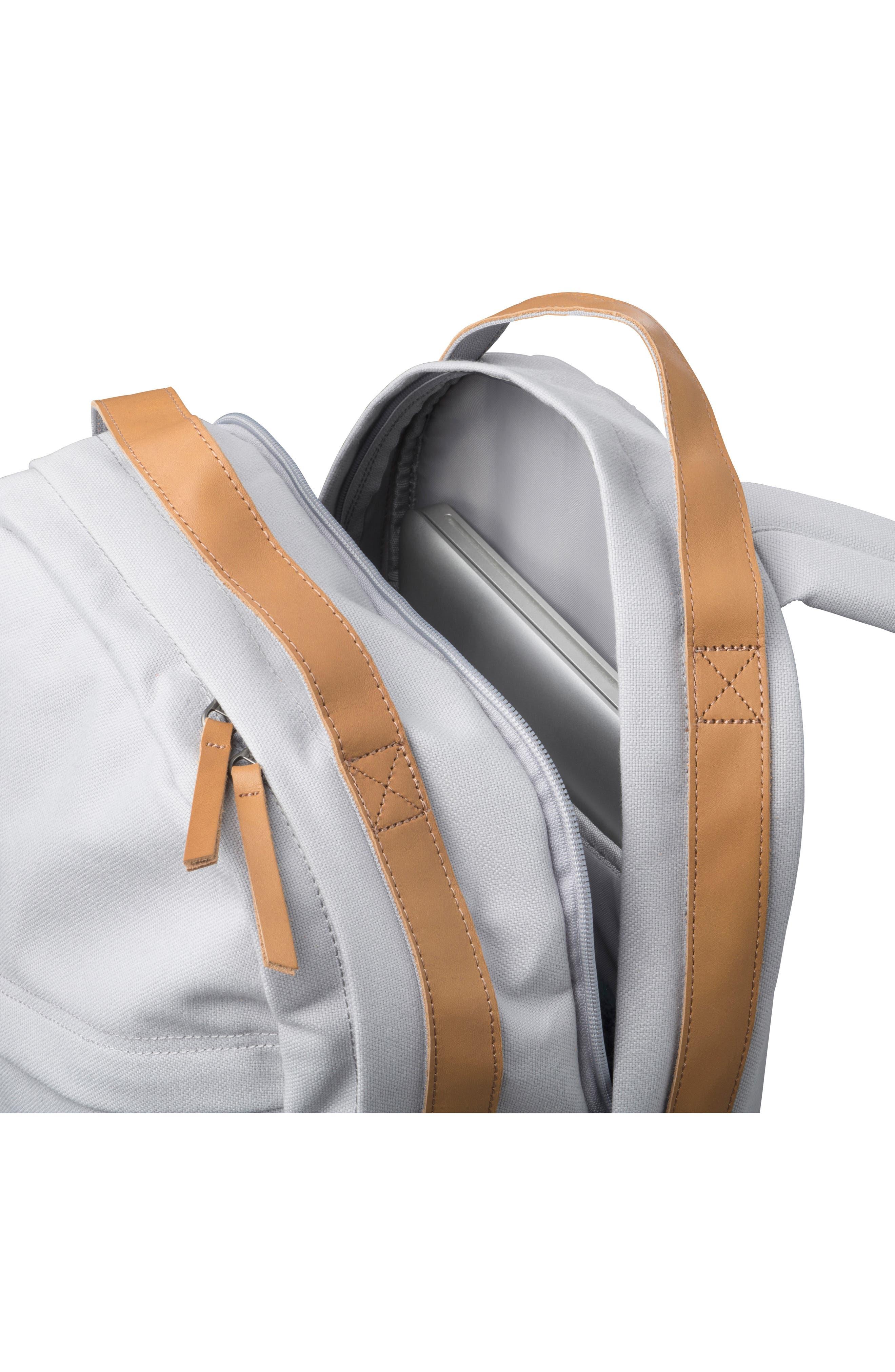 Copenhagen Backpack,                             Alternate thumbnail 3, color,                             SILVER GREY