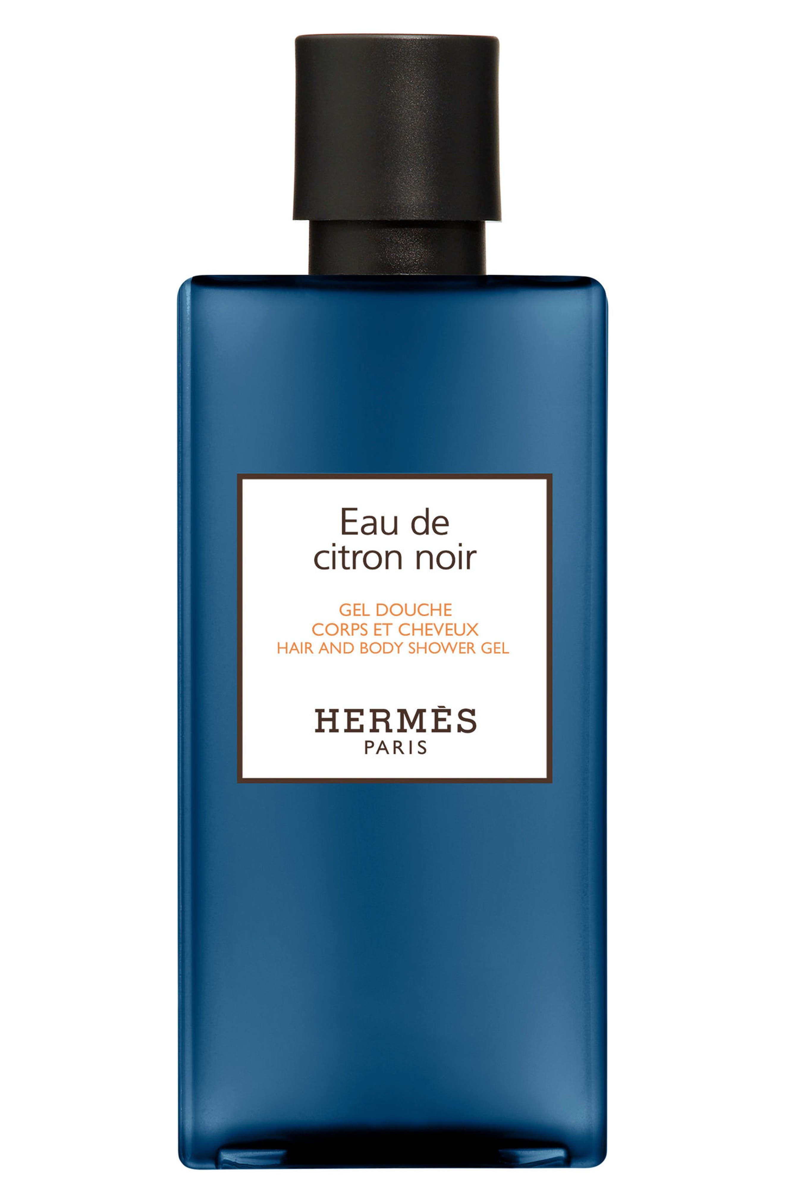 Eau de Citron Noir Hair and Body Shower Gel,                             Main thumbnail 1, color,                             NO COLOR