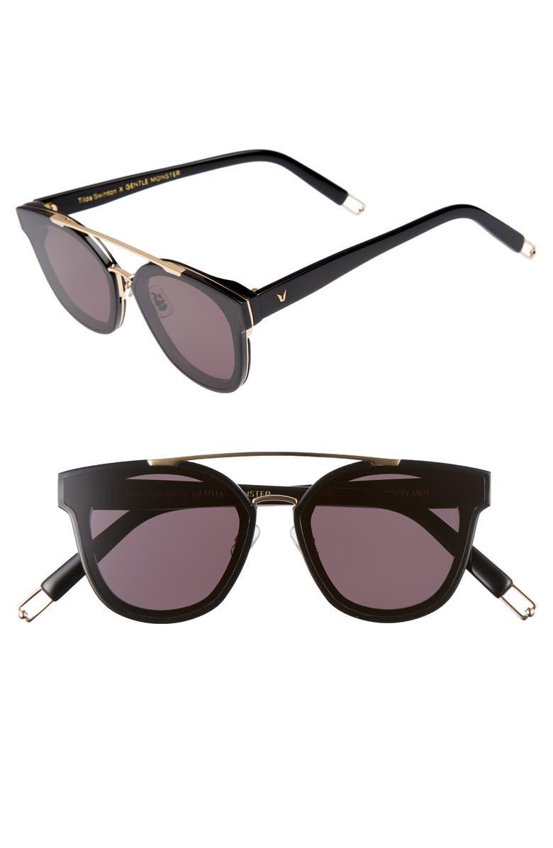 5c7f68c6fd1 GENTLE MONSTER Tilda Swinton x Gentle Monster Newtonic 60mm Rounded  Sunglasses