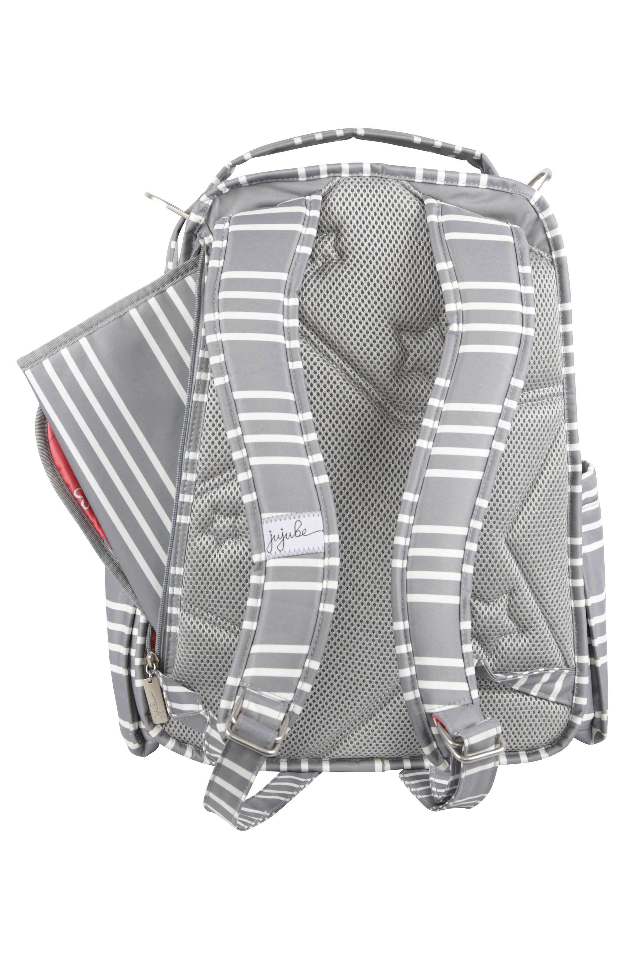 Be Right Back - Coastal Collection Diaper Backpack,                             Alternate thumbnail 2, color,                             042