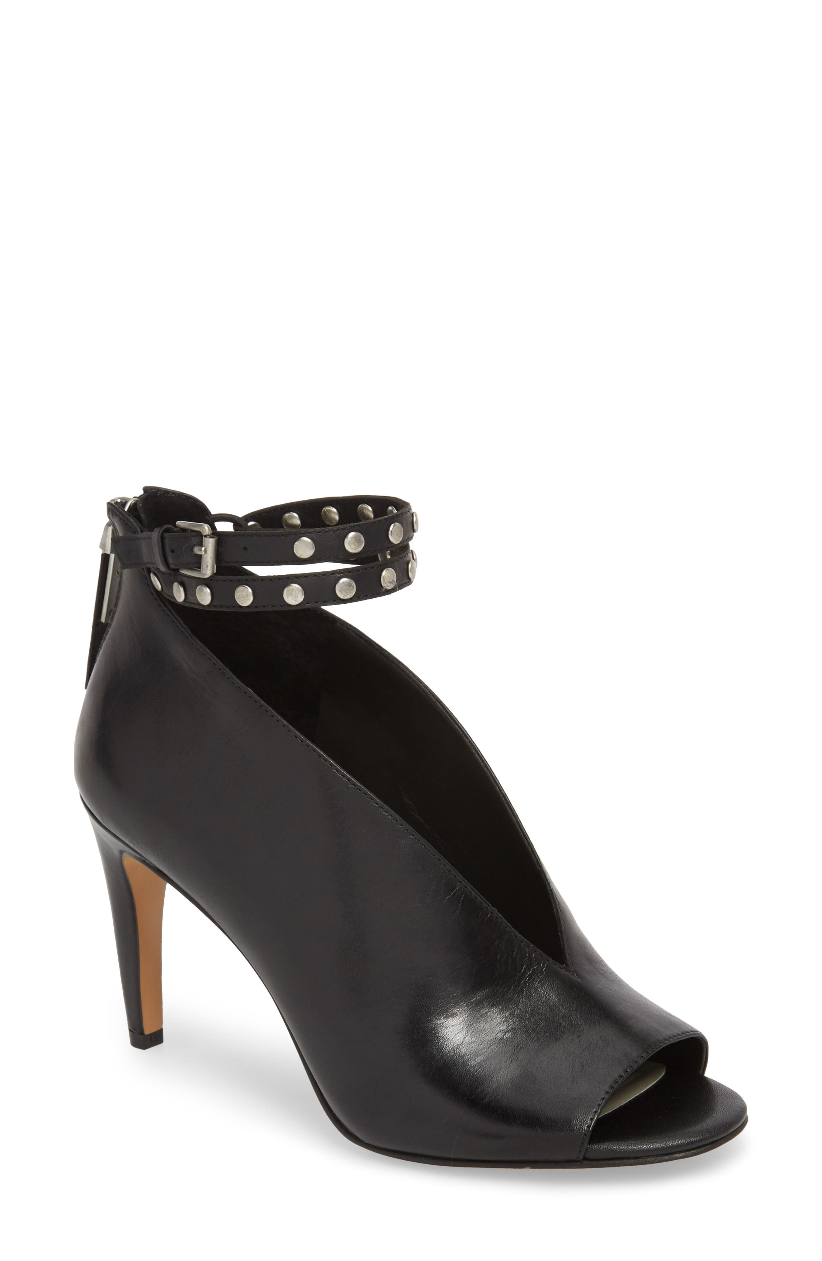 1. STATE Sall Ankle Strap Open Toe Pump, Main, color, 003