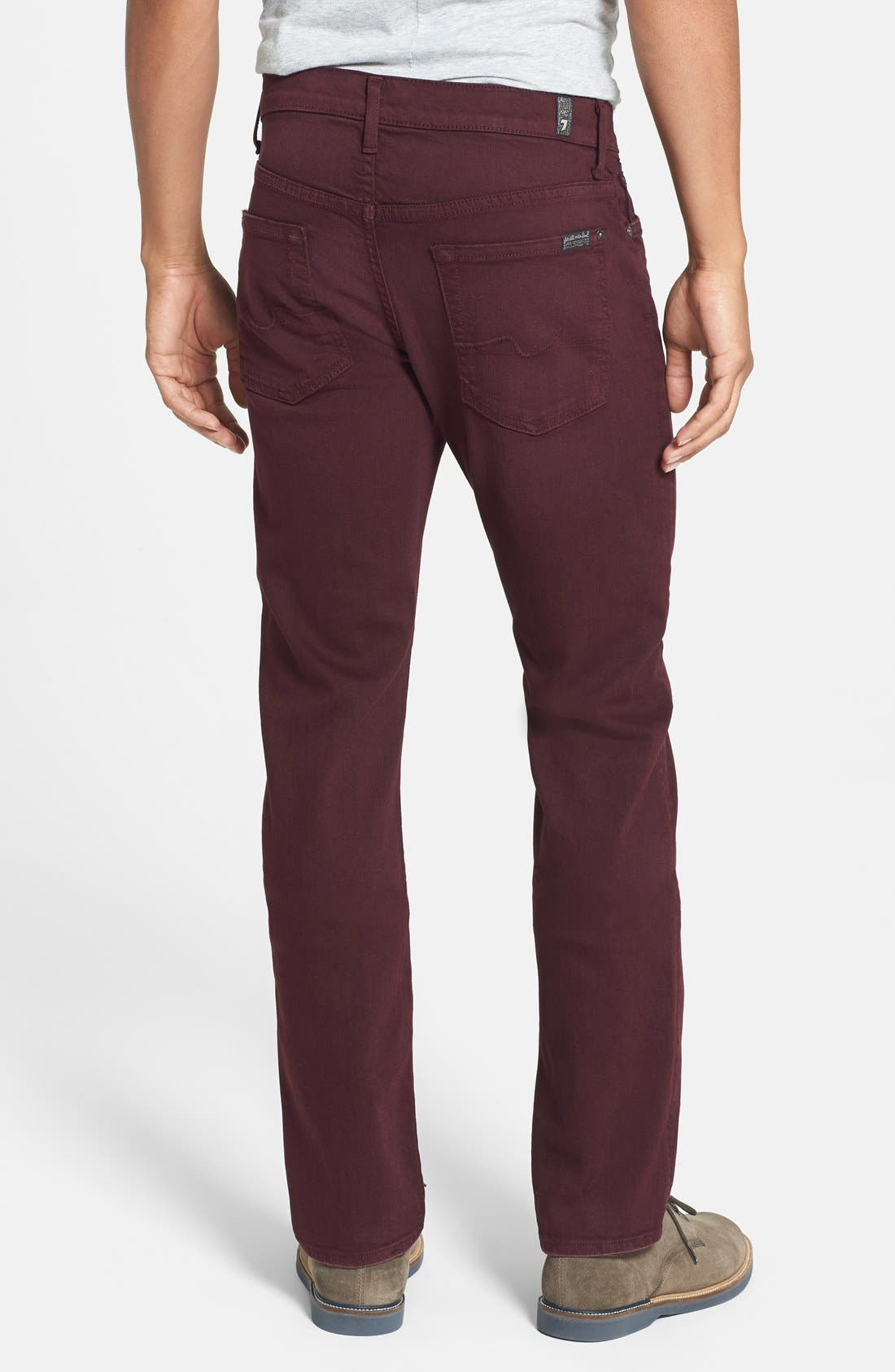 'Slimmy - Luxe Performance' Slim Fit Jeans,                             Alternate thumbnail 50, color,