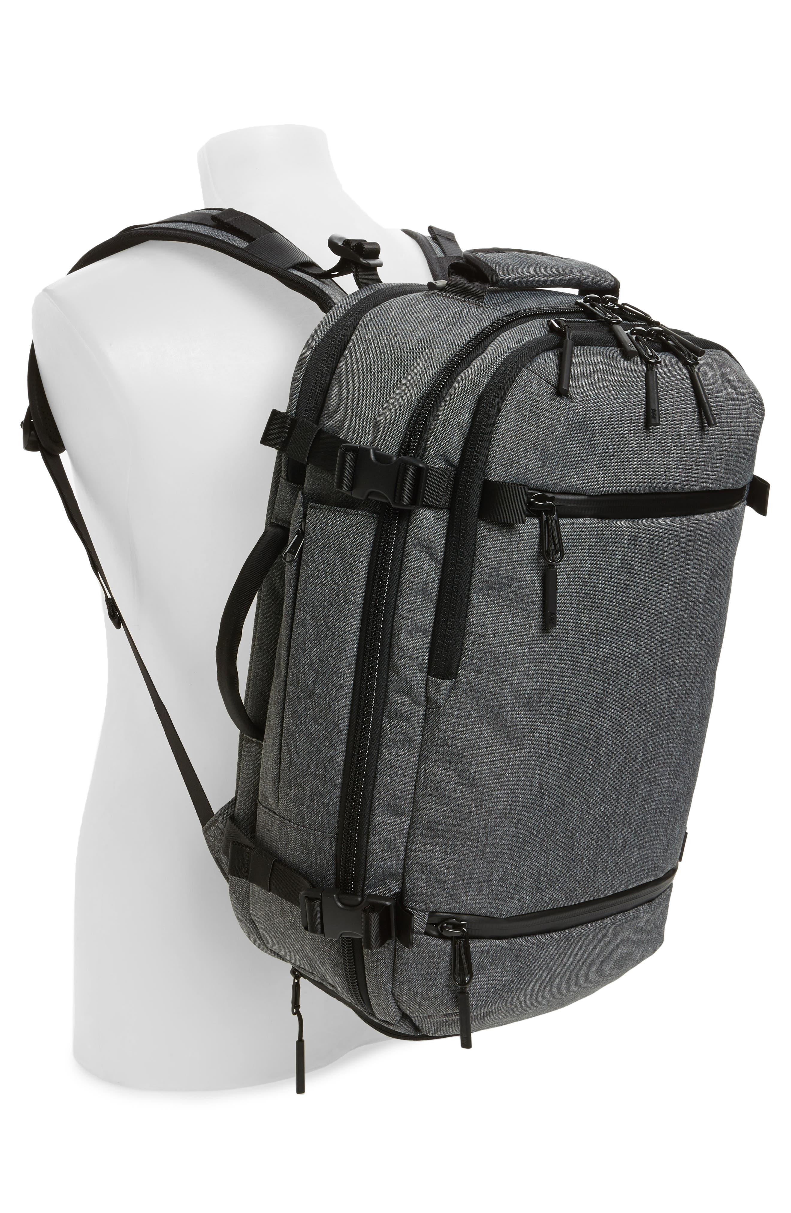 Travel Pack Backpack,                             Alternate thumbnail 2, color,                             GREY