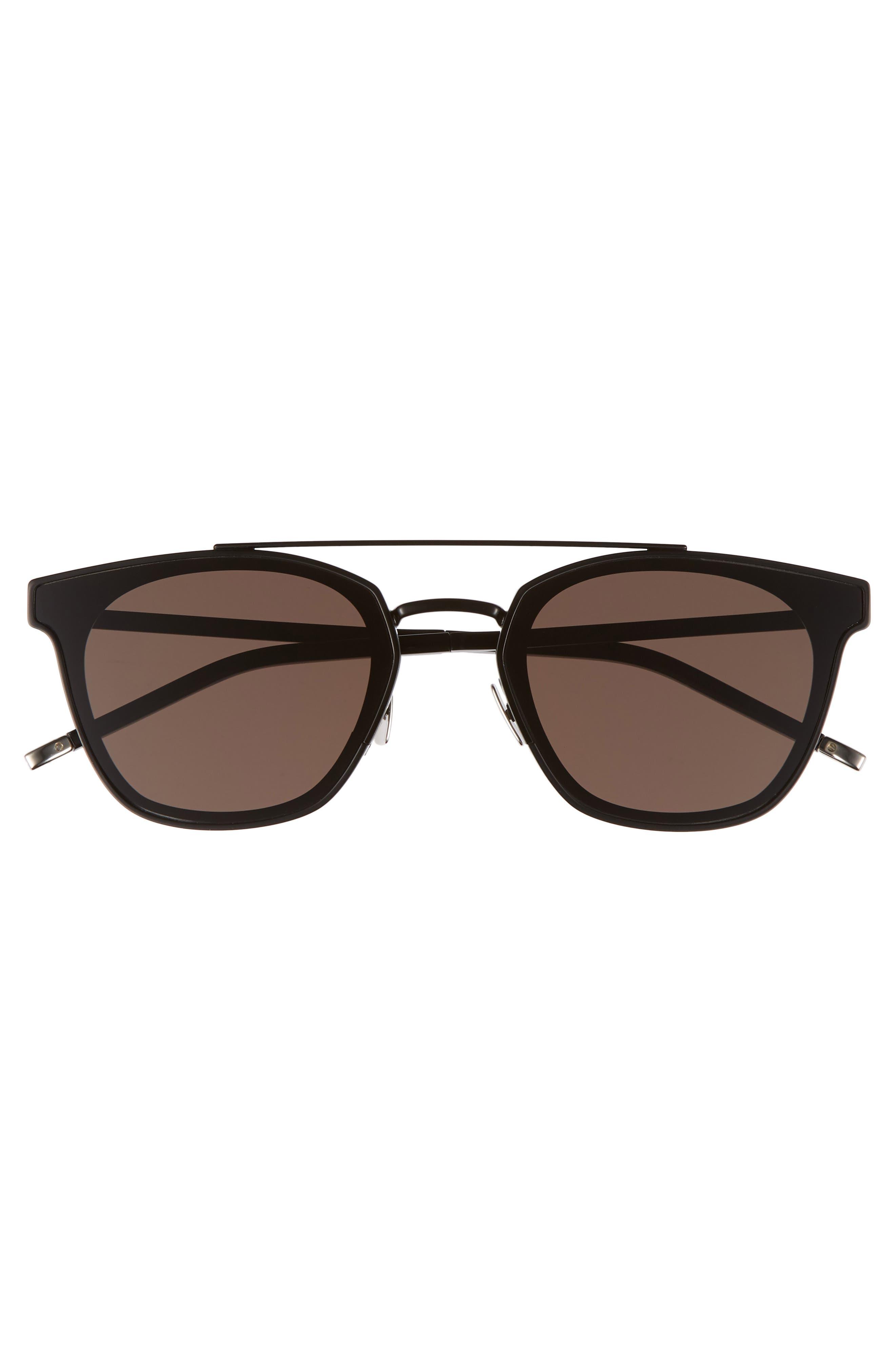 SL 28 61mm Polarized Sunglasses,                             Alternate thumbnail 2, color,                             BLACK