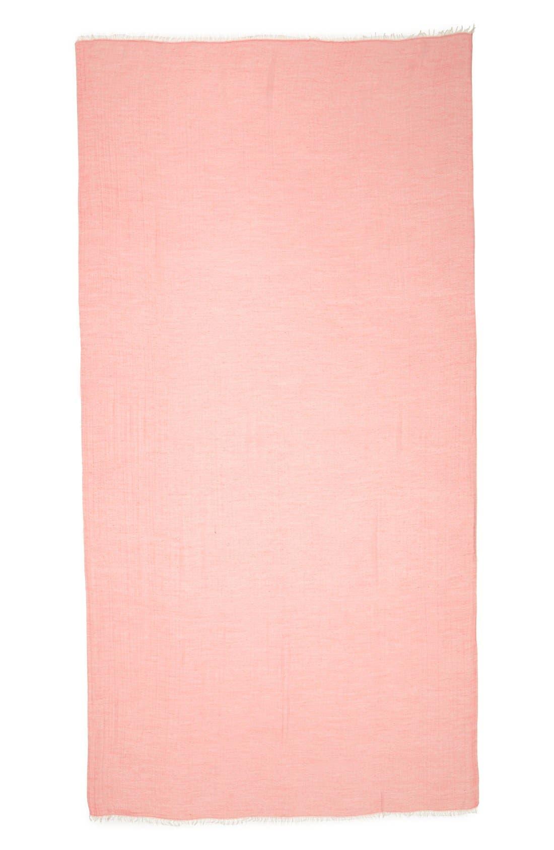 Modal Silk Blend Scarf,                             Alternate thumbnail 99, color,