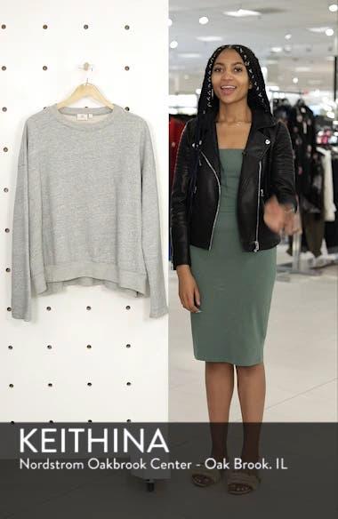 Berdine Oversize Sweatshirt, sales video thumbnail