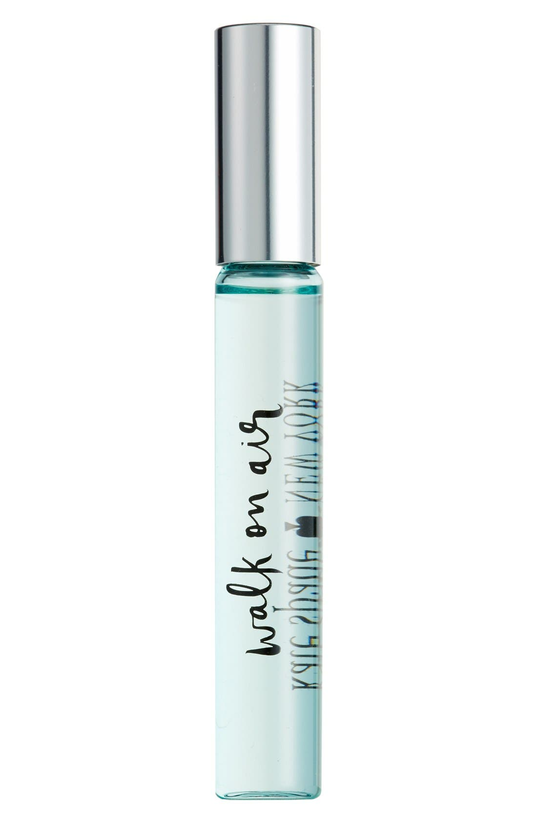 KATE SPADE NEW YORK,                             'walk on air' eau de parfum rollerball,                             Main thumbnail 1, color,                             NO COLOR