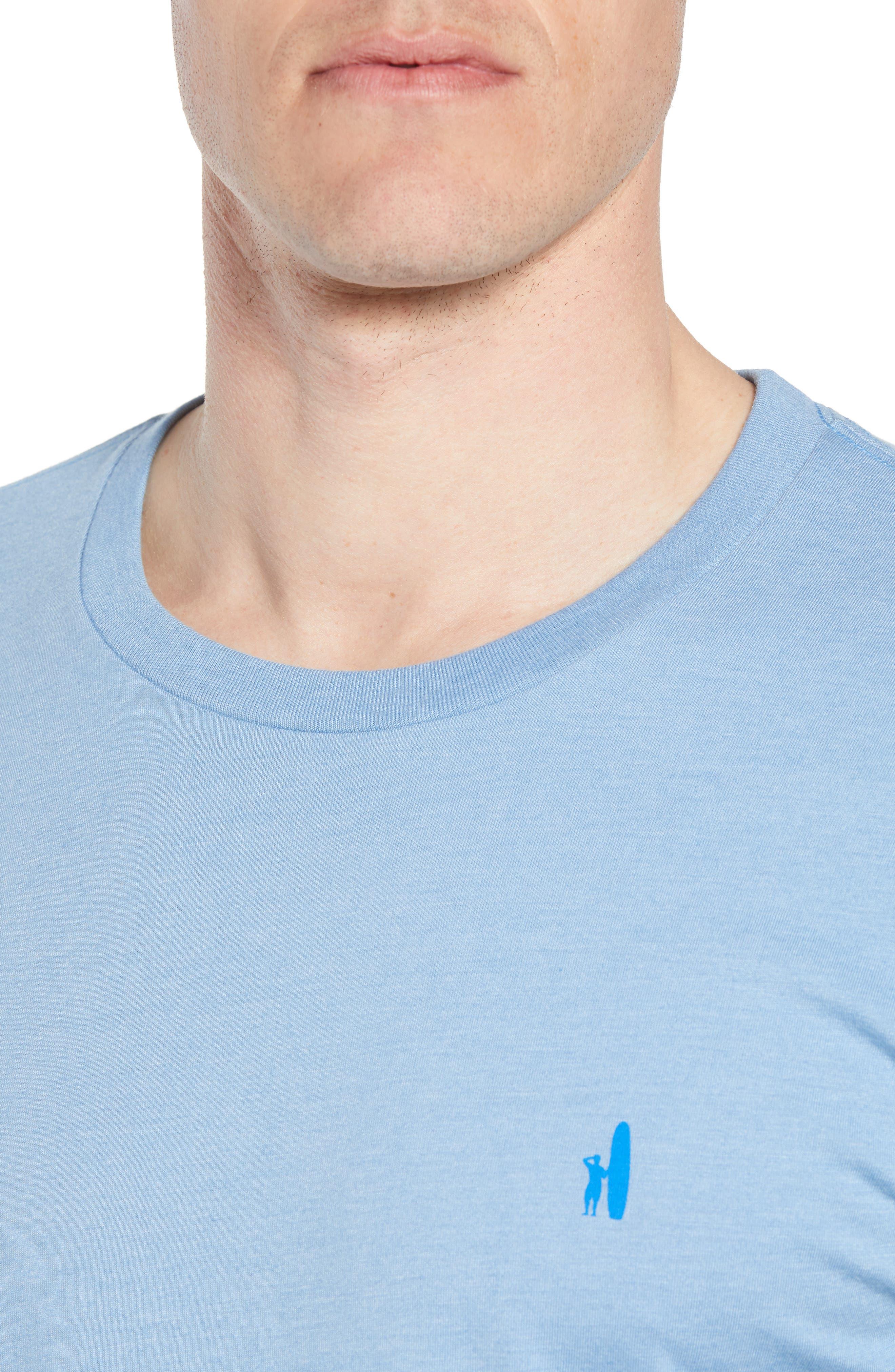Deck Graphic T-Shirt,                             Alternate thumbnail 4, color,