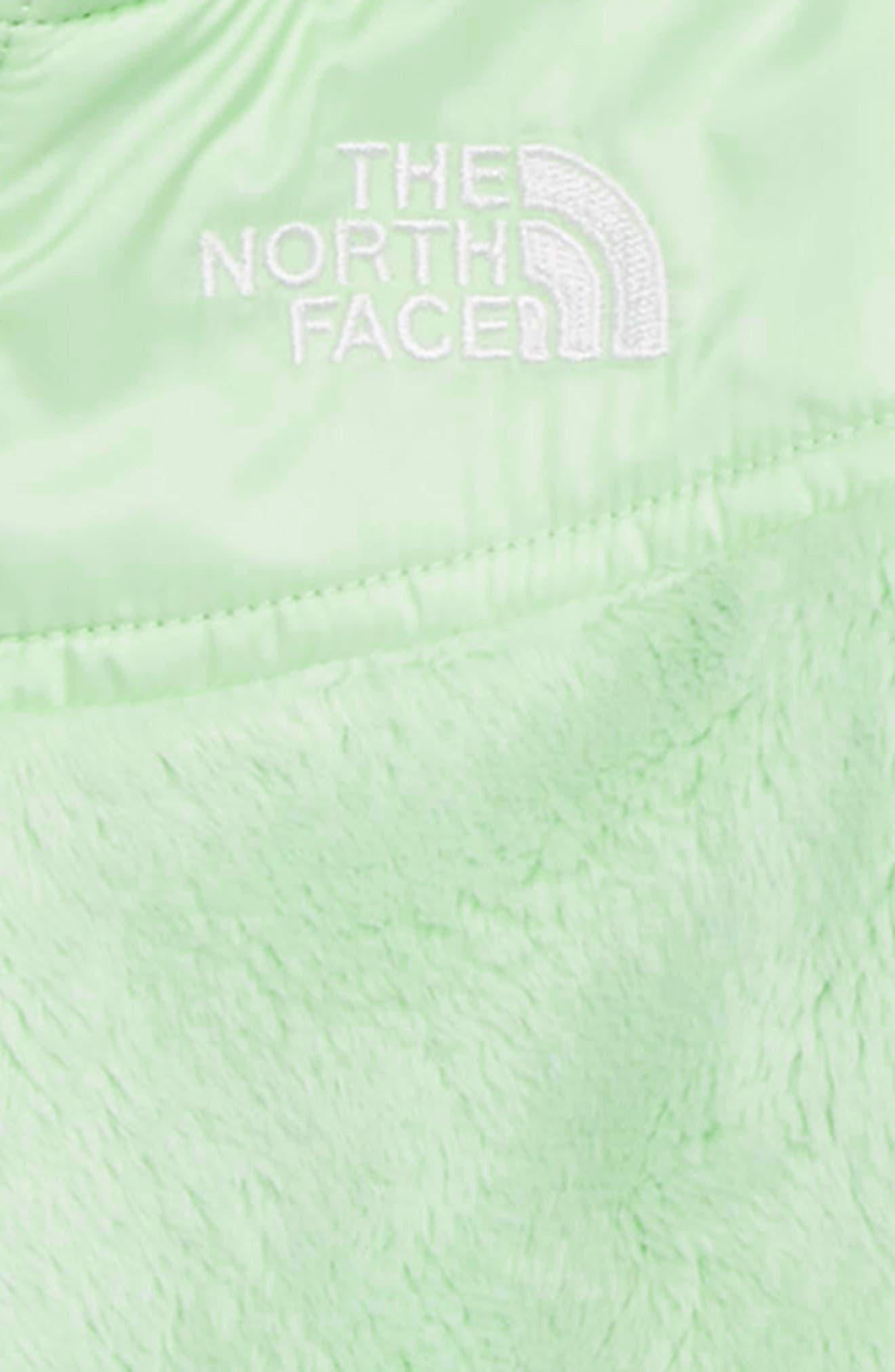 Oso Fleece Hooded Jacket,                             Alternate thumbnail 2, color,                             AMBROSIA GREEN