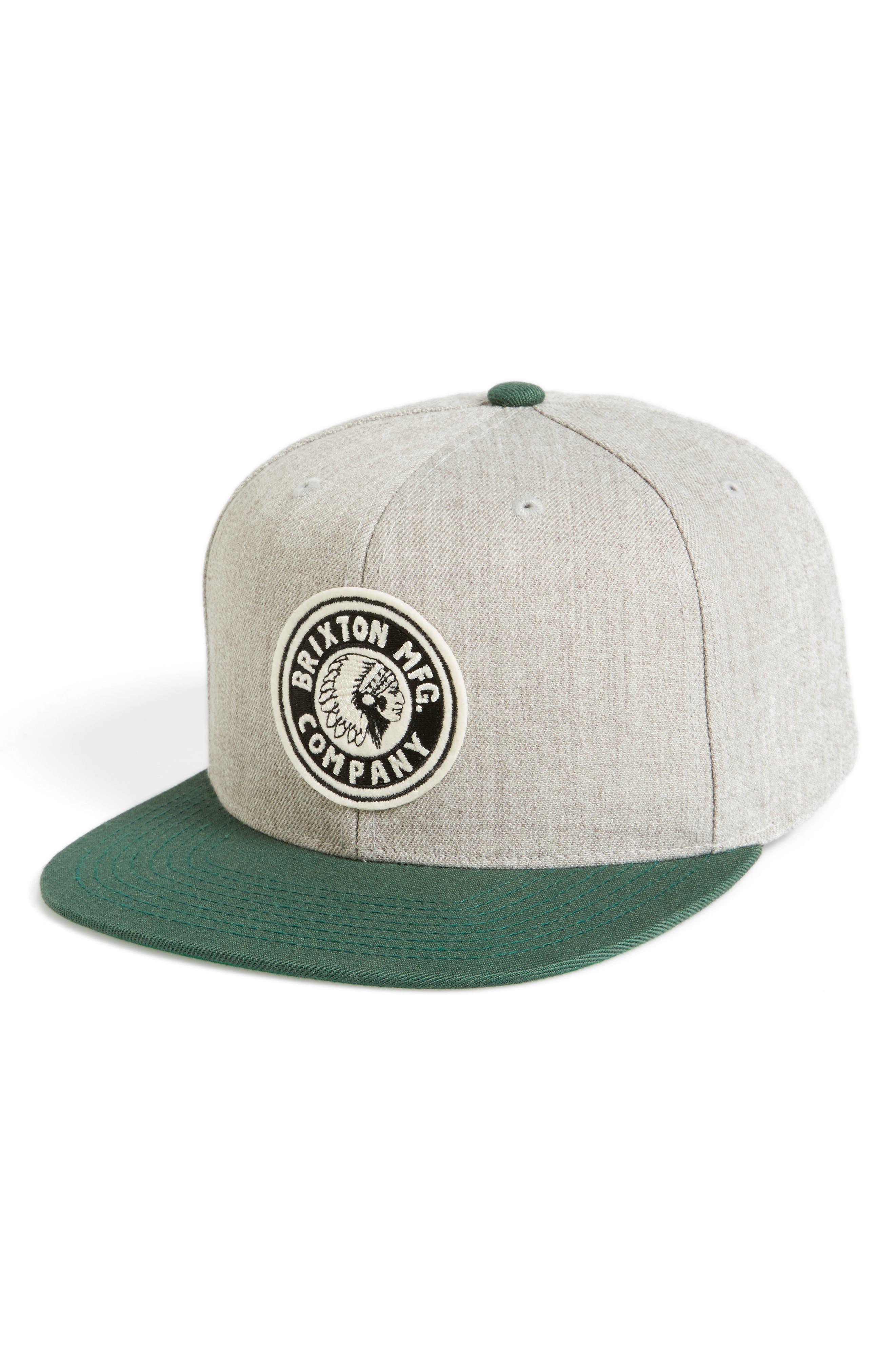 Rival Snapback Baseball Cap,                         Main,                         color, 050