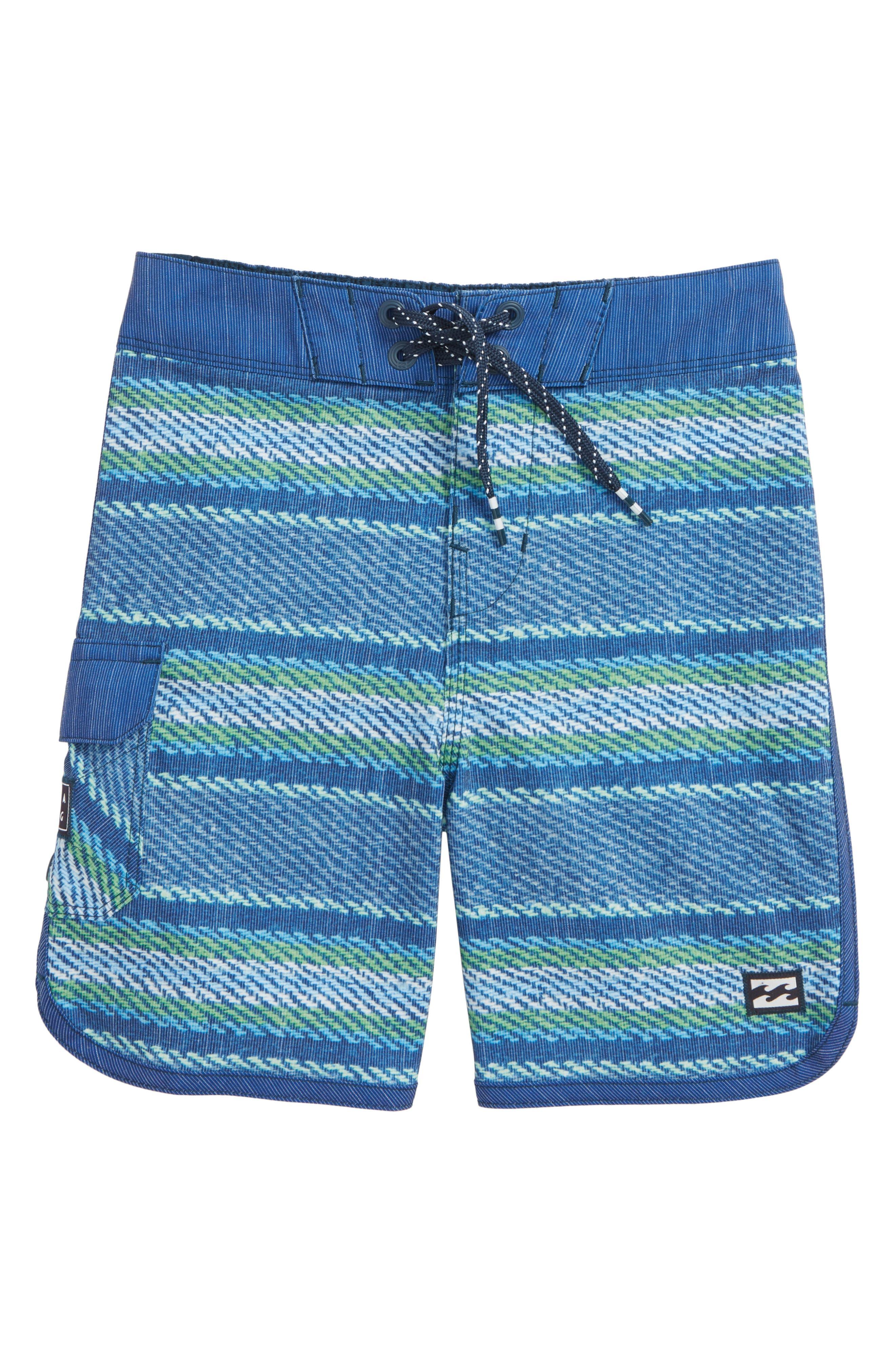 73 LT Lineup Board Shorts,                             Main thumbnail 1, color,                             415