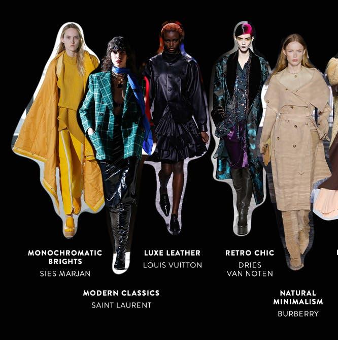 Fashion Week Roundup.