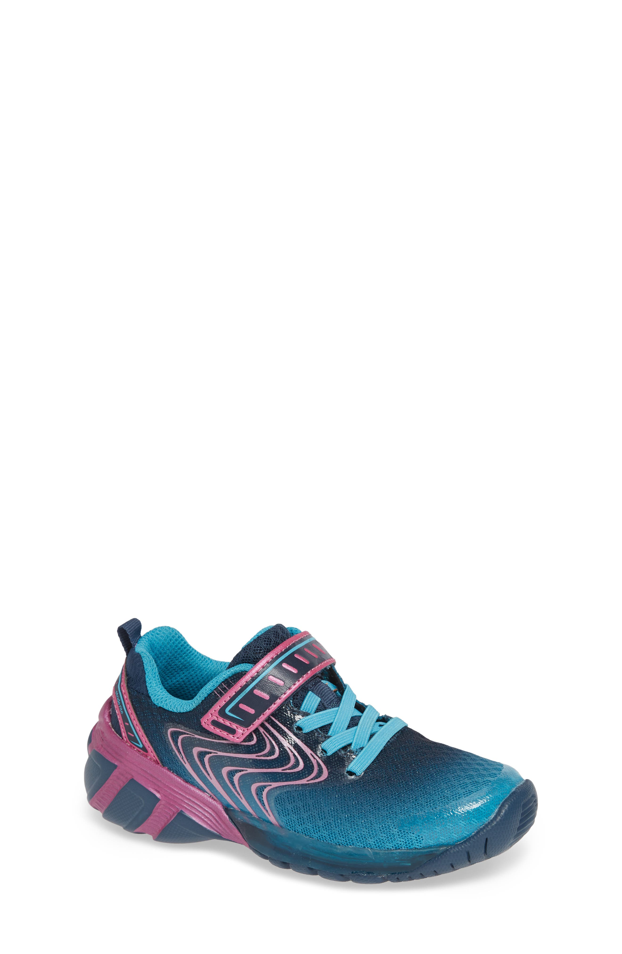 Lights Lux Light-Up Sneaker,                         Main,                         color, BLUE