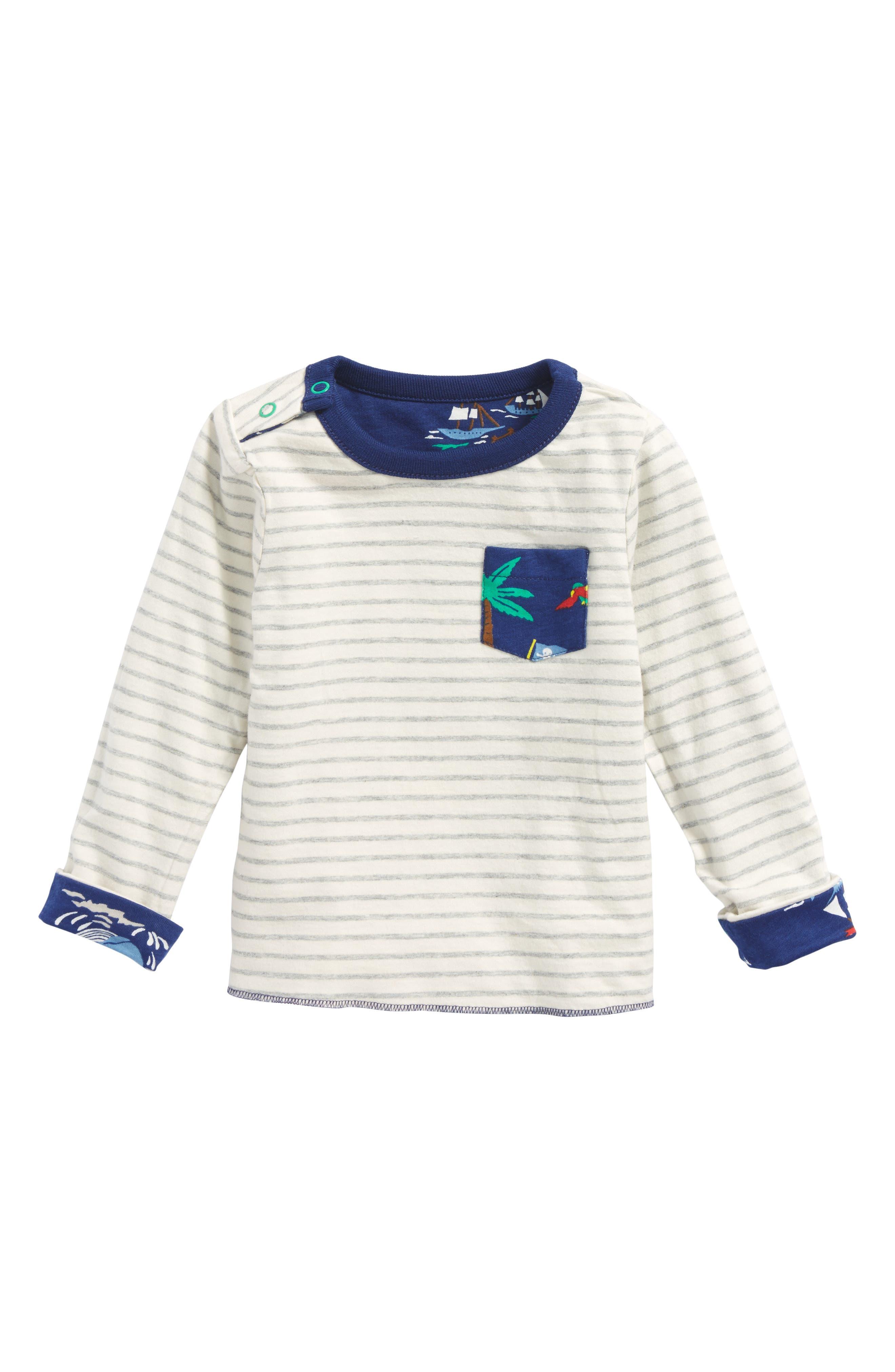 Reversible T-Shirt,                             Alternate thumbnail 2, color,