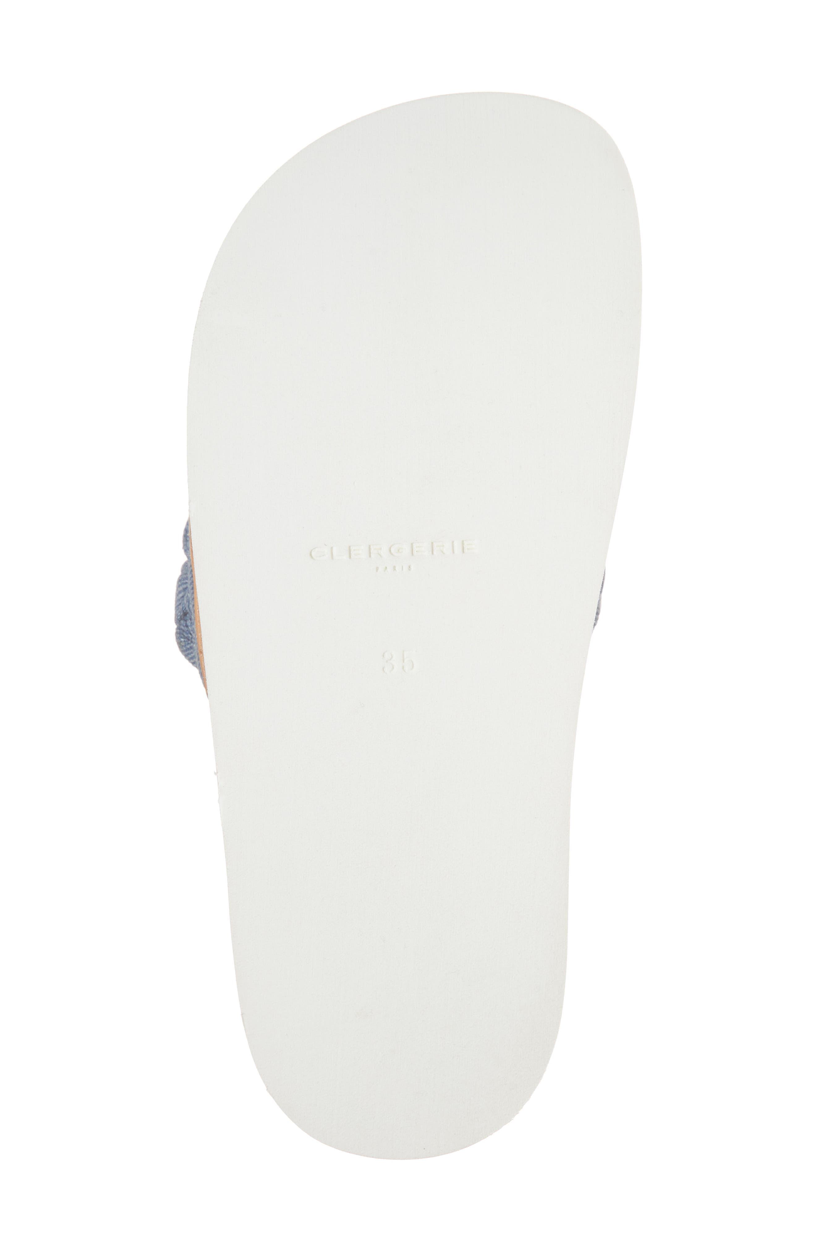 Wallis Platform Slide Sandal,                             Alternate thumbnail 6, color,                             400
