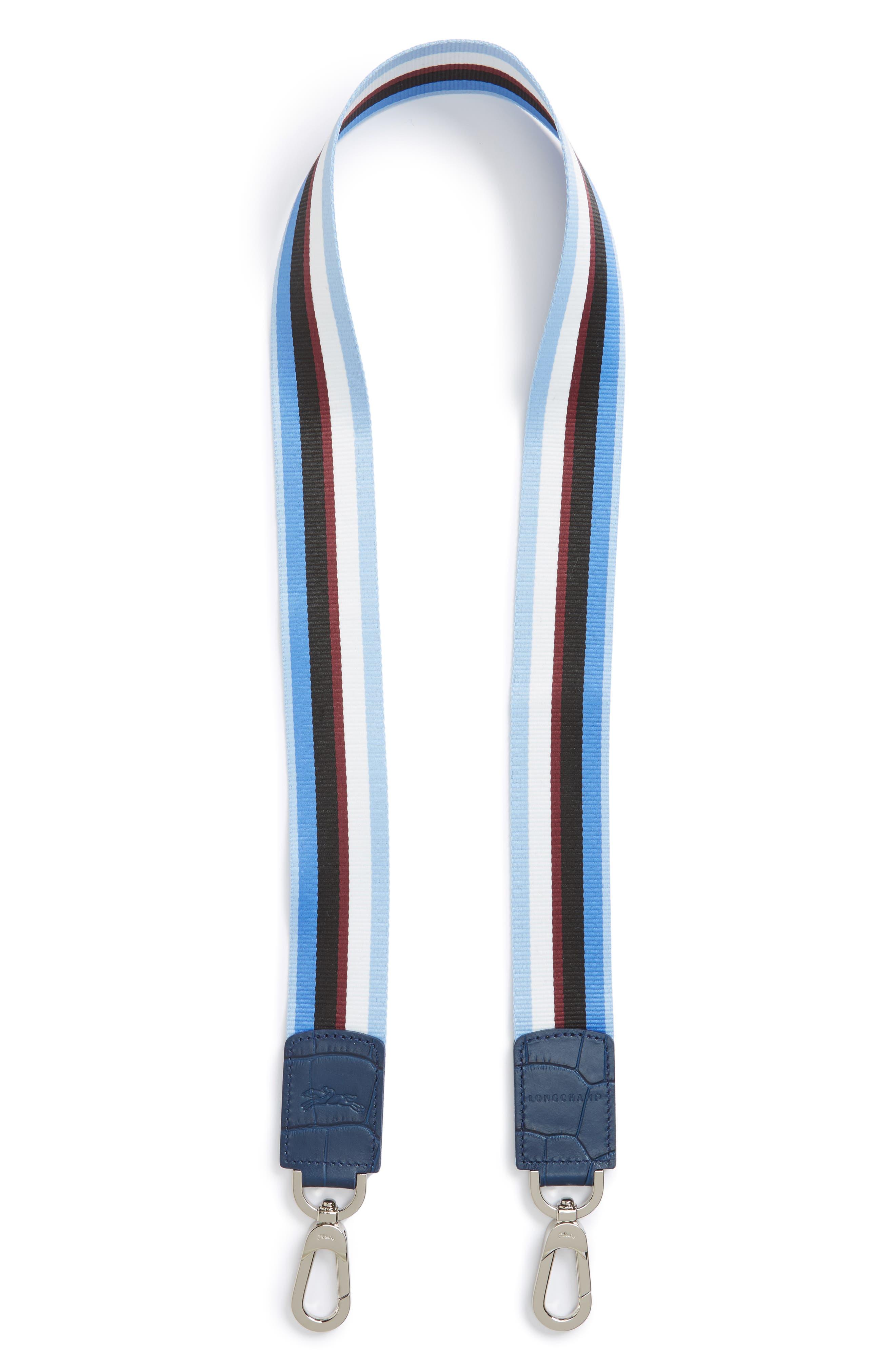 Striped Guitar Strap, Main, color, 401