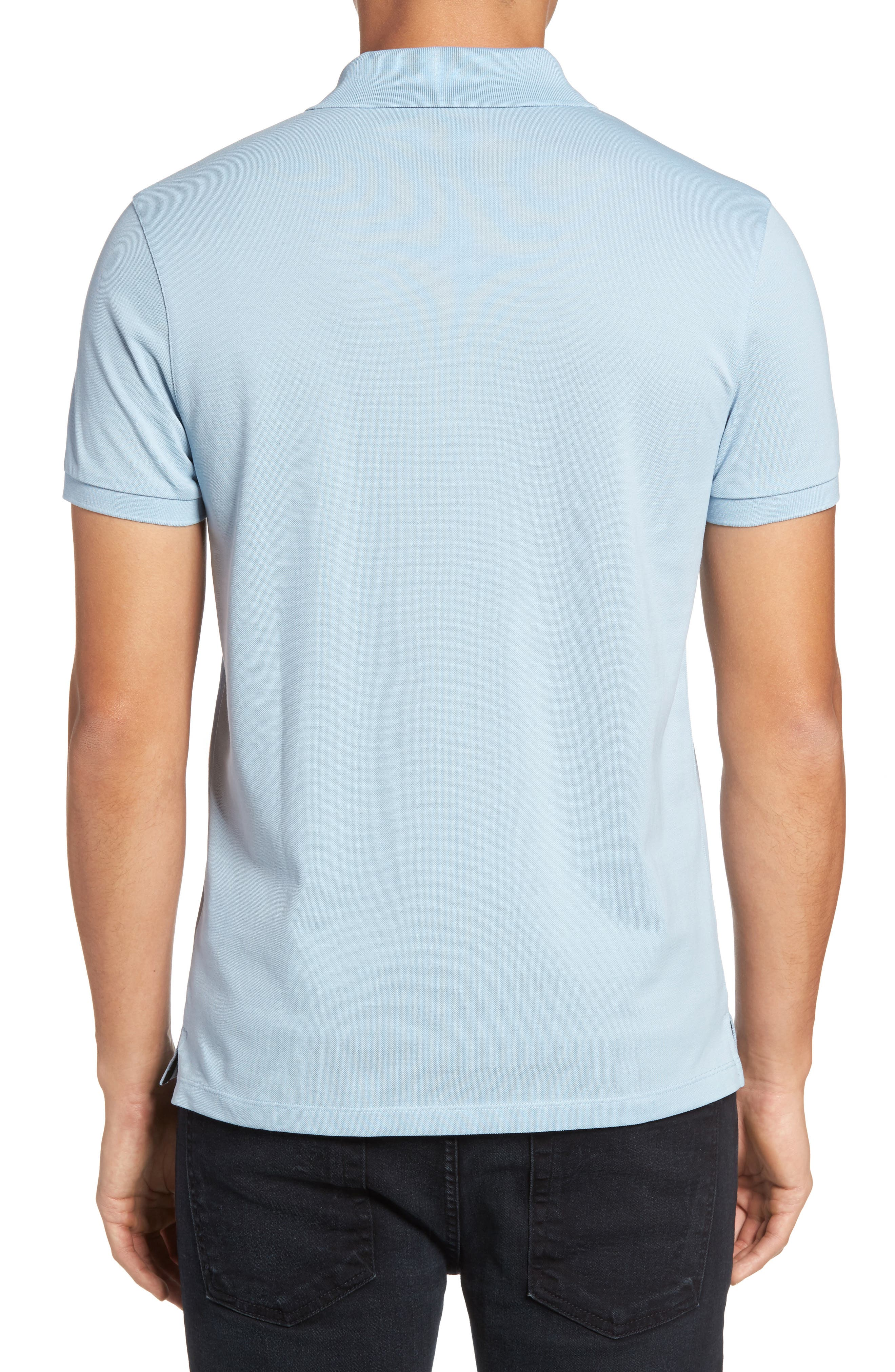'Pallas' Regular Fit Logo Embroidered Polo Shirt,                             Alternate thumbnail 30, color,