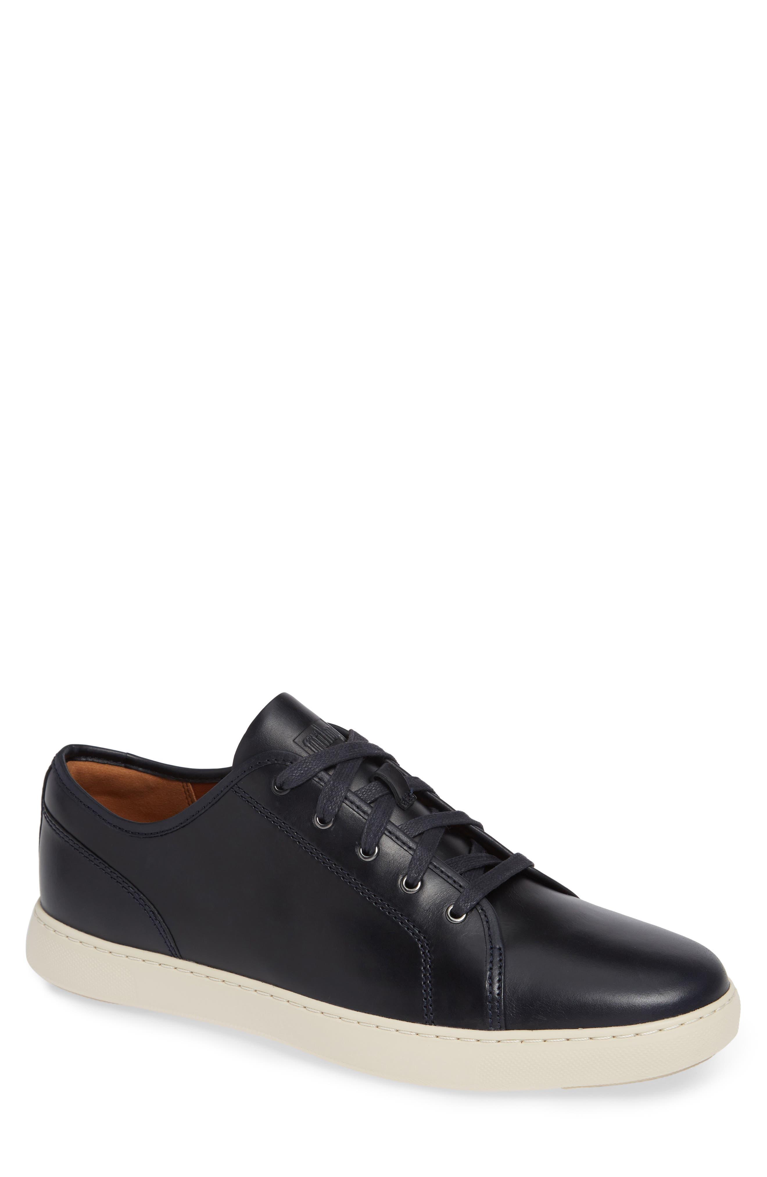 Christophe Low Top Sneaker,                         Main,                         color, SUPER NAVY
